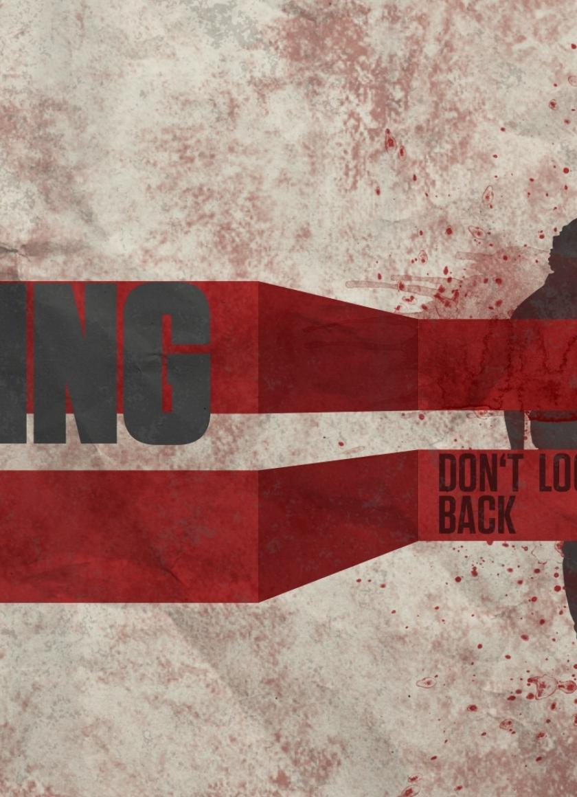 840x1160 The Walking Dead Rick Grimes Carl Grimes 840x1160