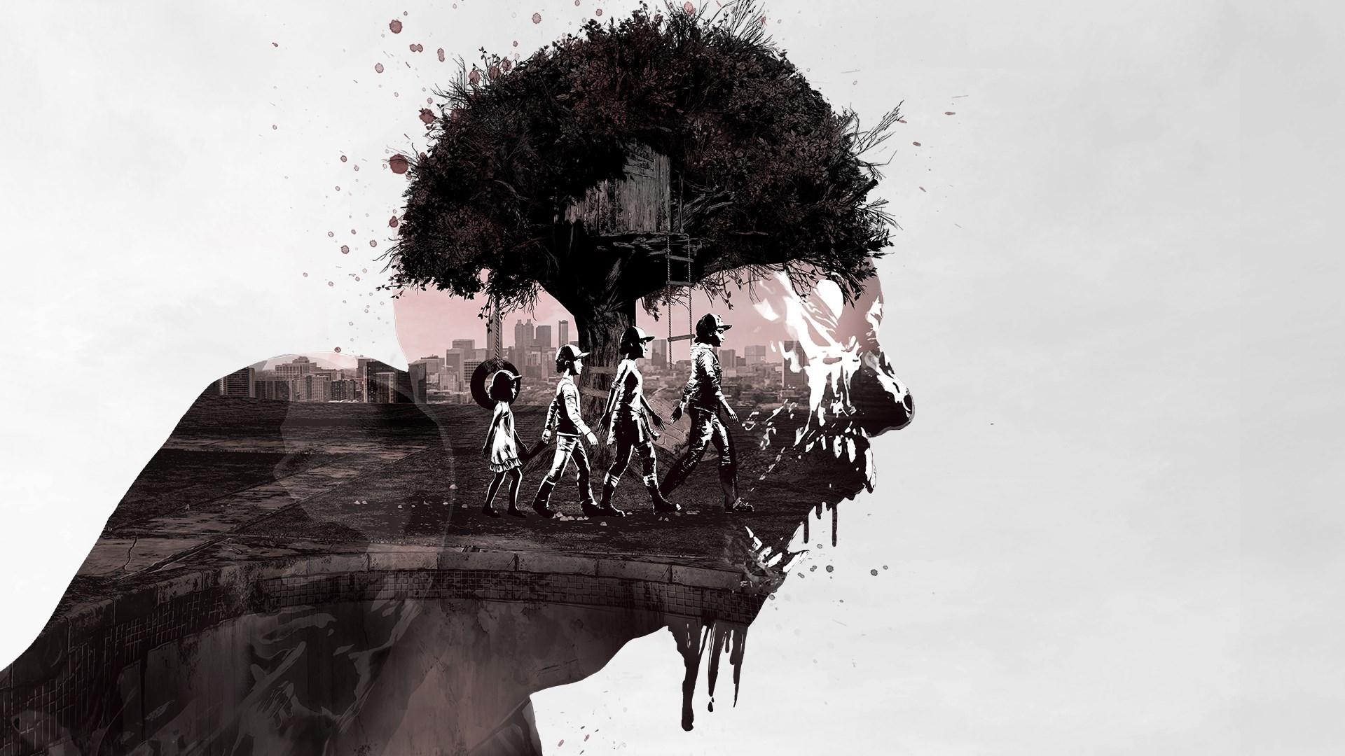 The Walking Dead The Telltale Definitive Series Wallpaper