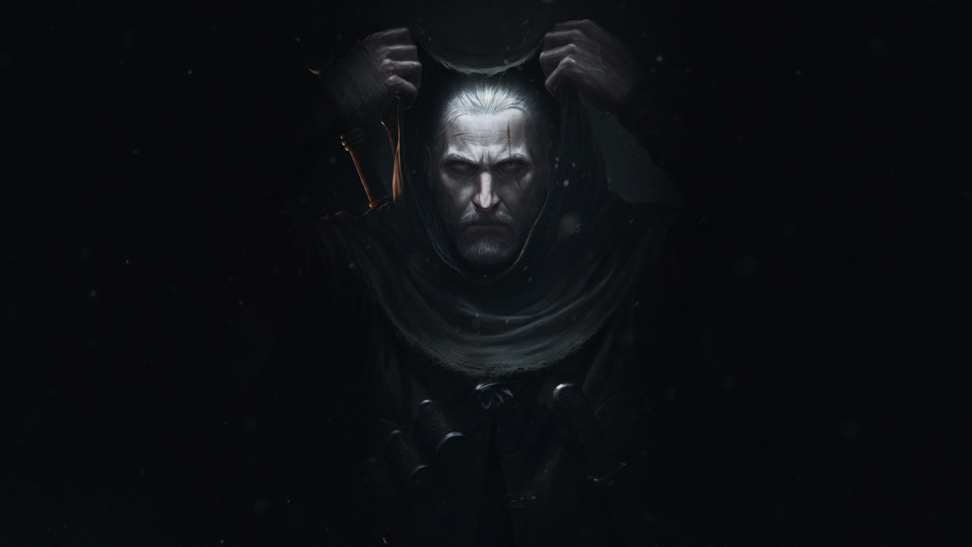 1920x1080 The Witcher 3 Wild Hunt Poster 1080p Laptop Full Hd