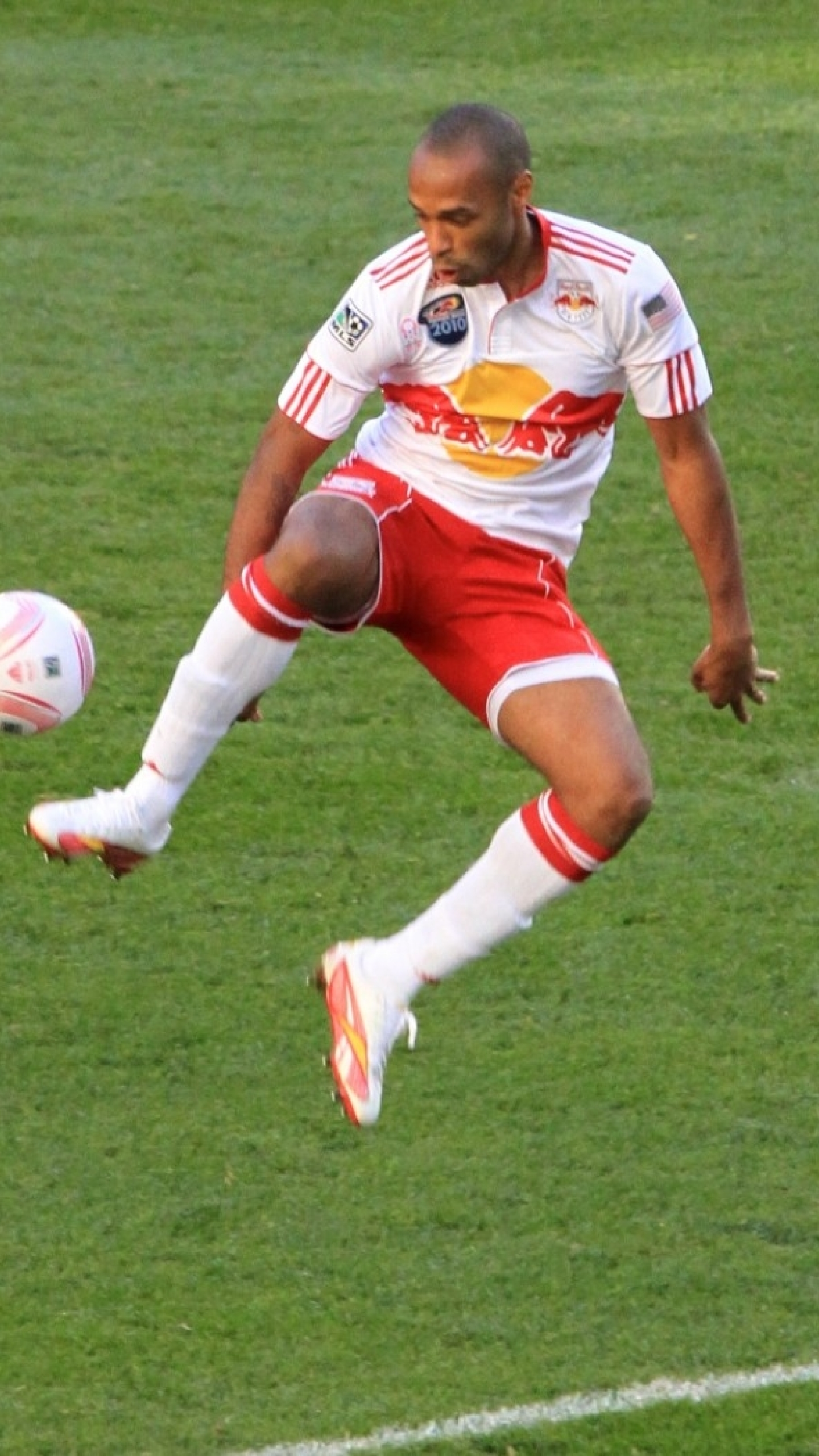 1440x2560 Thierry Henry New York Red Bulls Mls Samsung Galaxy S6