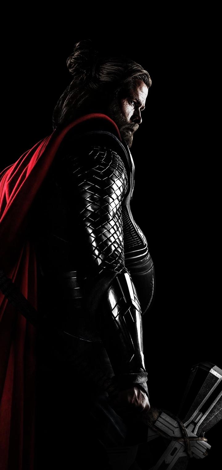 Avengers Endgame Thor Hd Wallpaper Download