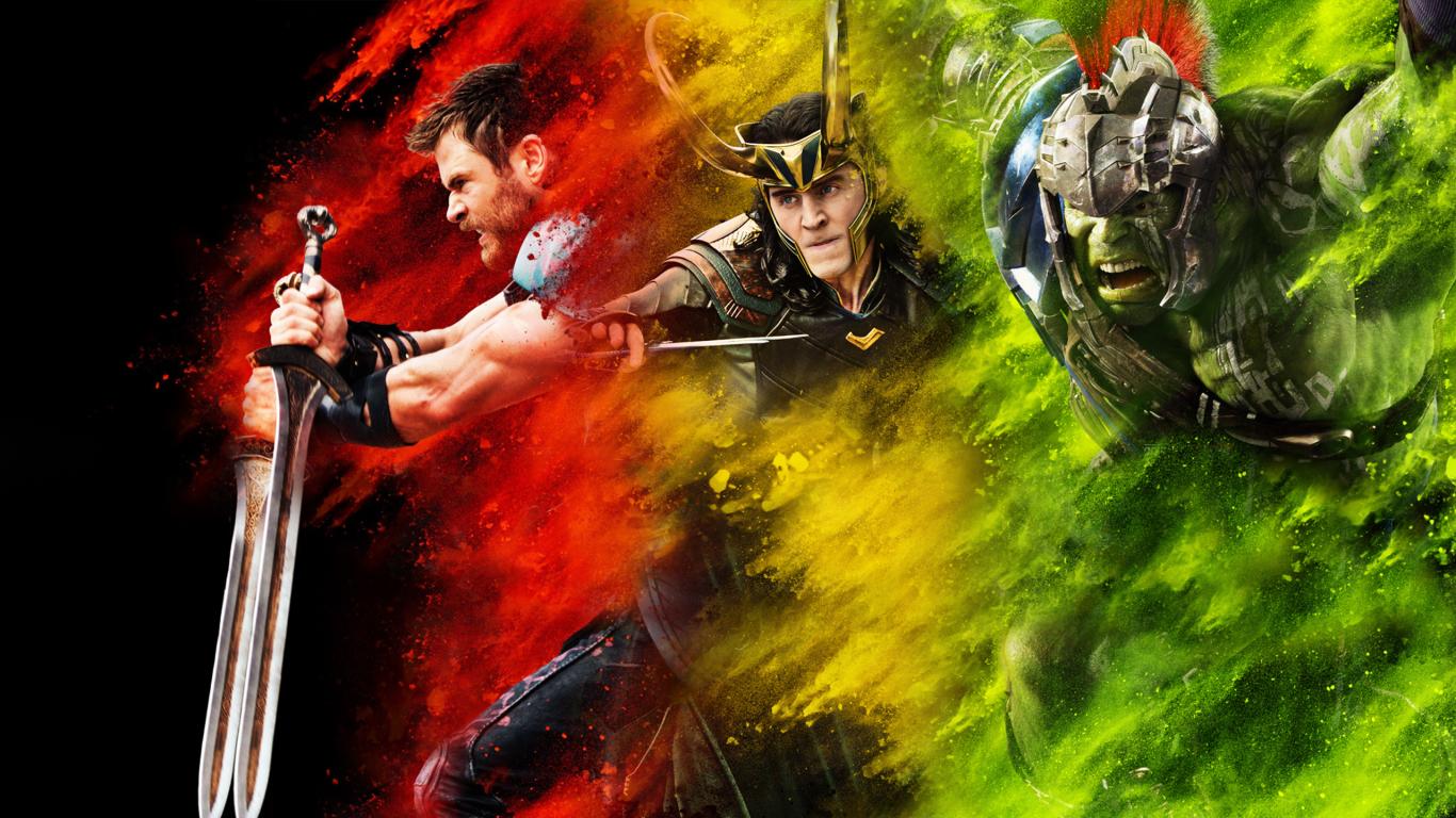 Thor loki hulk thor ragnarok full hd 2k wallpaper - Thor ragnarok hd wallpapers download ...