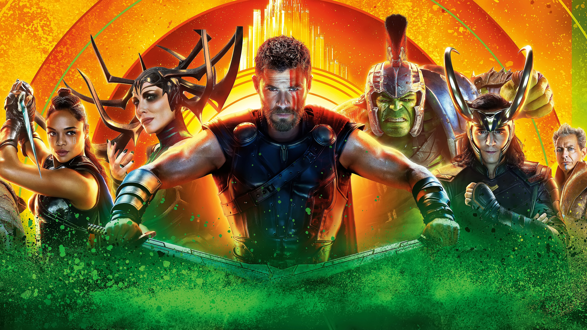 1920x1080 Thor Ragnarok 2017 Movie 2017 1080p Laptop Full Hd