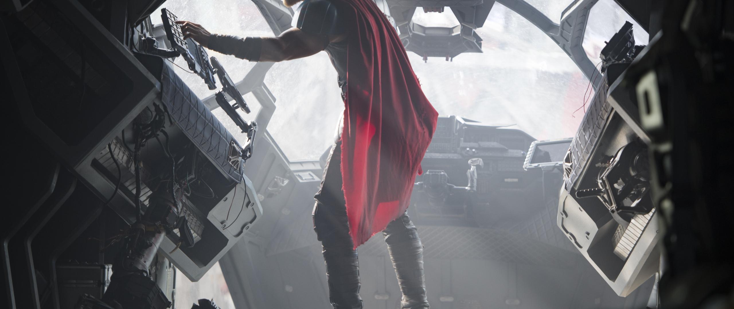Thor Ragnarok Movie Still, HD 4K Wallpaper