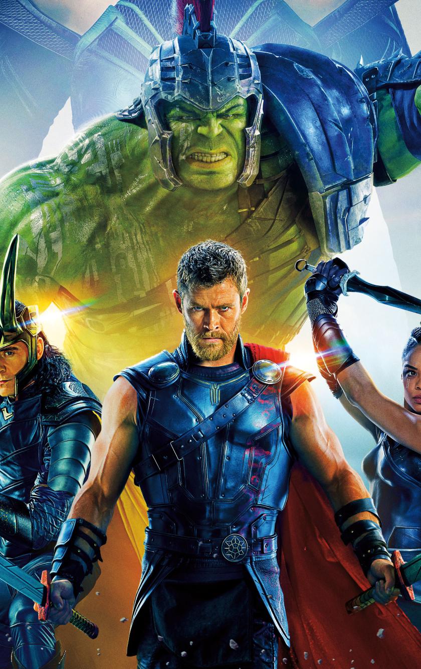 Thor Ragnarok Poster 2017, HD 4K Wallpaper