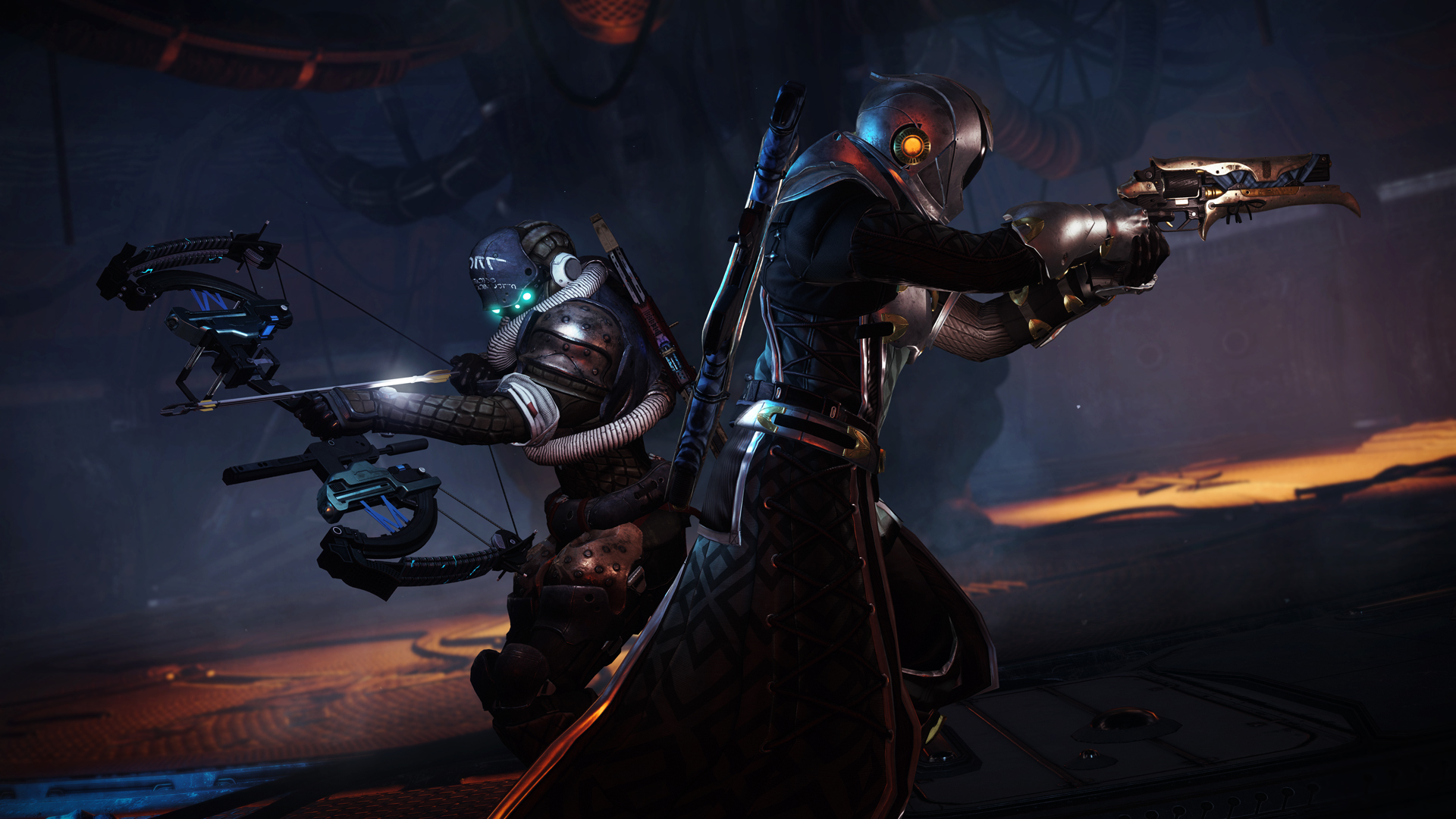 Titan Warlock Destiny 2 Forsaken Wallpaper Hd Games 4k Wallpapers