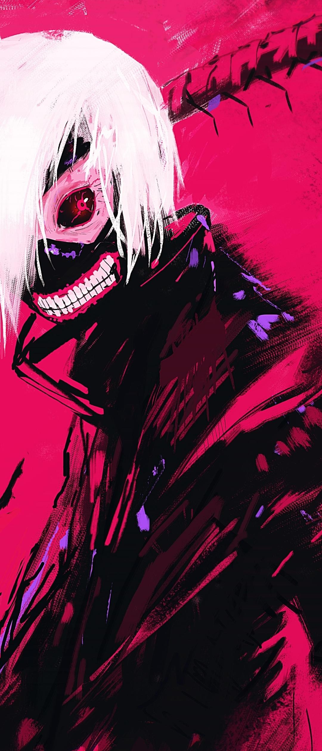 1080x2520 Tokyo Ghoul Haise Sasaki Ken Kaneki 1080x2520