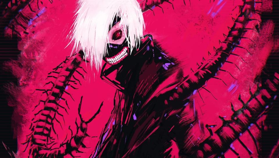 960x544 Tokyo Ghoul Haise Sasaki Ken Kaneki 960x544