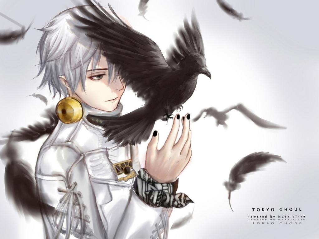 Tokyo Ghoul Kaneki Ken Crow Resolution