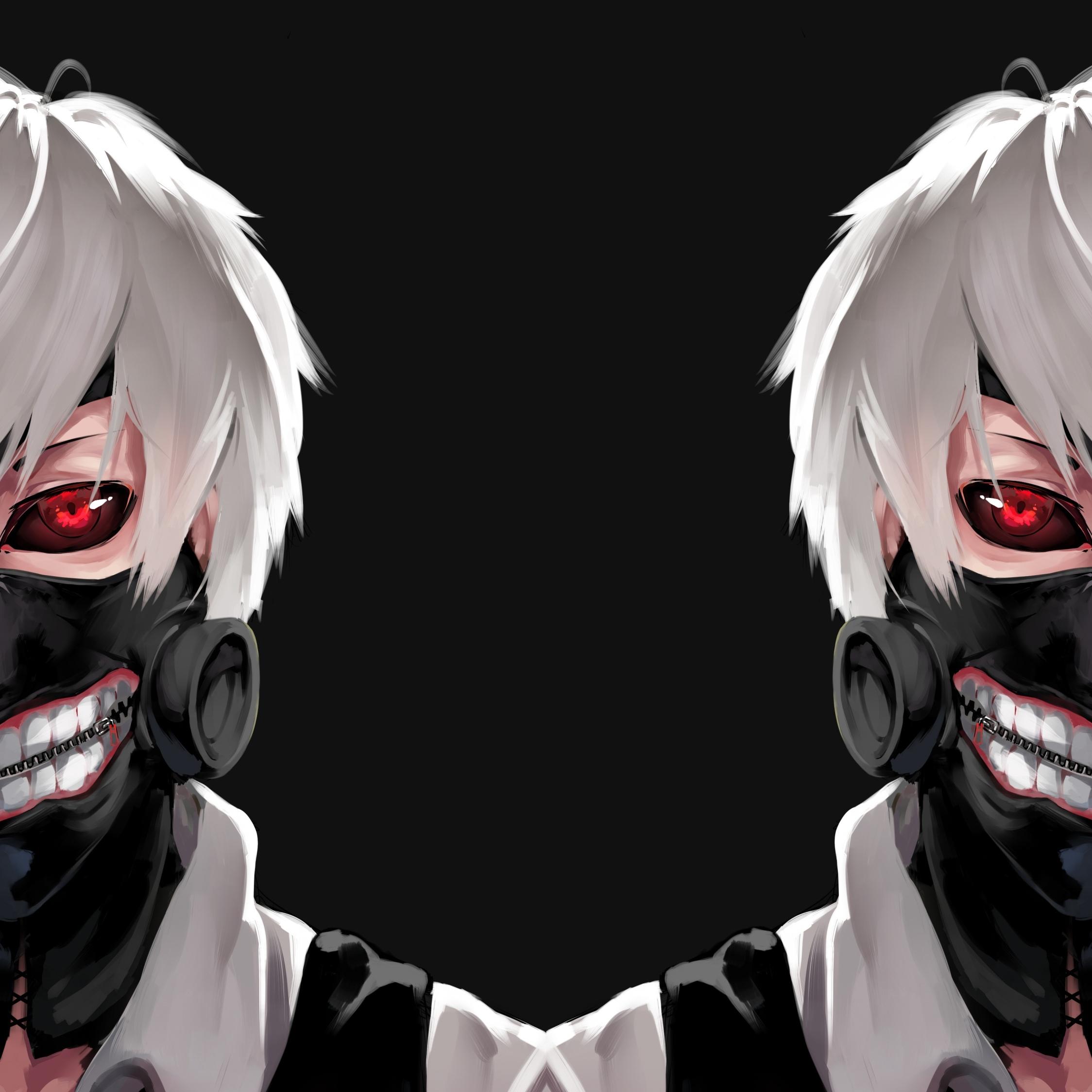 Tokyo Ghoul, Kaneki Ken, Man, HD 4K Wallpaper