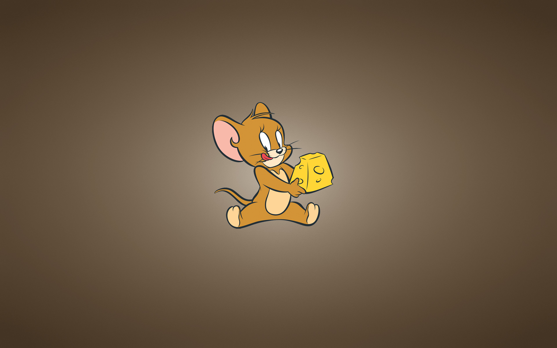 Tom And Jerry Cheese Mouse Wallpaper Hd Vector 4k