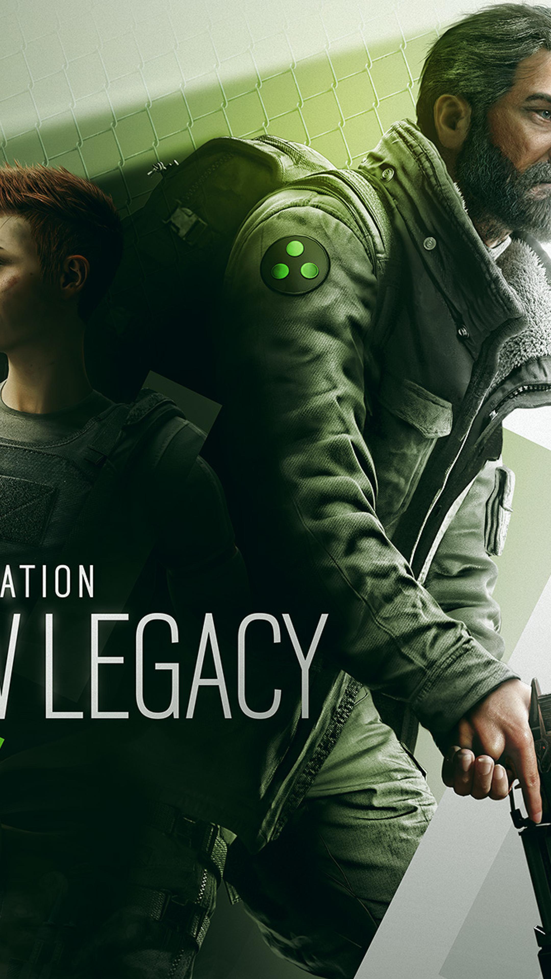 2160x3840 Mira Tom Clancys Rainbow Six Siege Operation