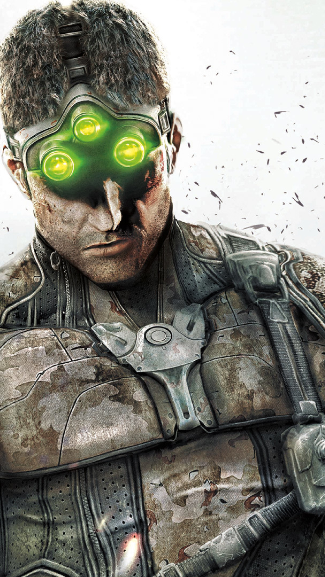 1080x1920 Tom Clancy Sam Fisher Iphone 7 6s 6 Plus And