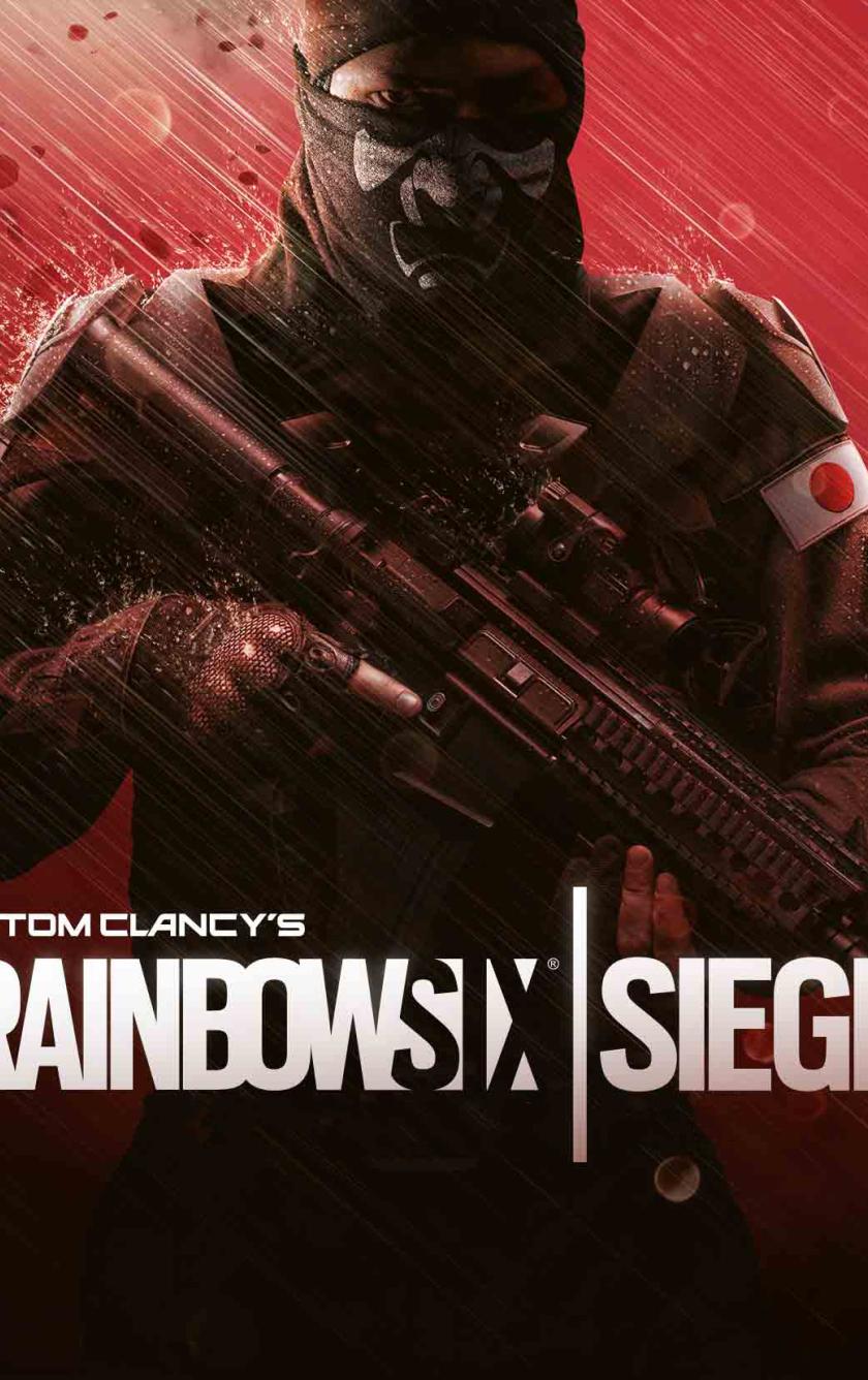 Tom clancys rainbow six siege 2017 full hd 2k wallpaper - Rainbow six siege phone ...