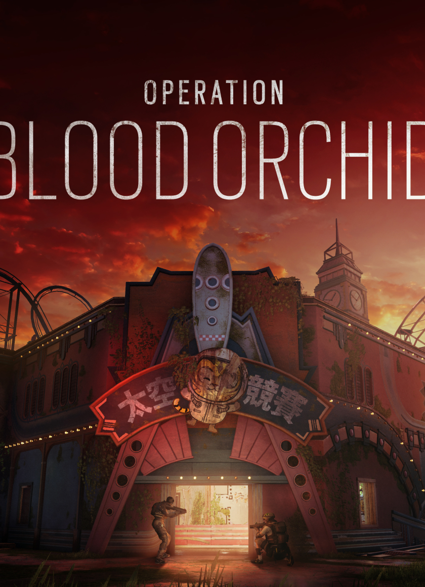 Download tom clancys rainbow six siege operation blood - Operation rainbow download ...
