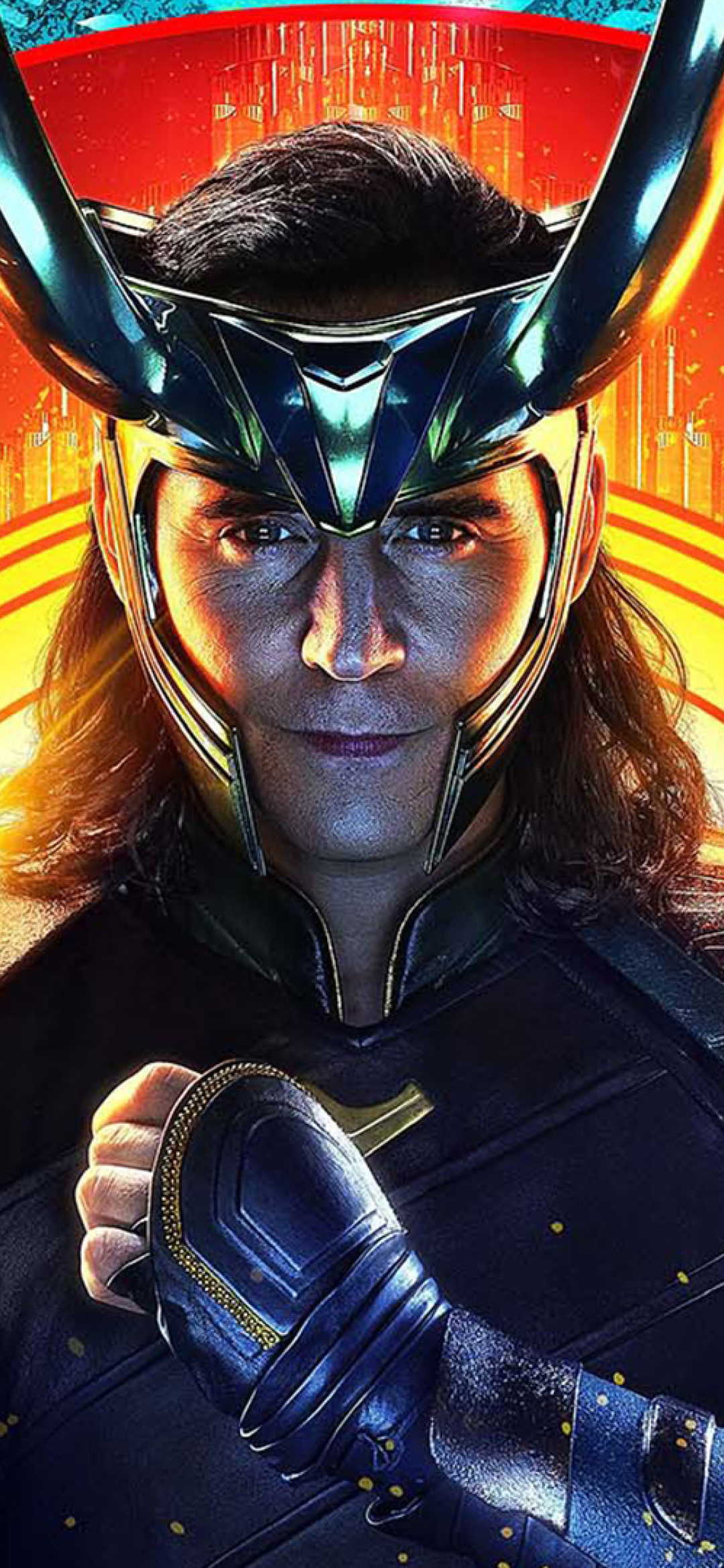 1080x2340 Tom Hiddleston As Loki 1080x2340 Resolution Wallpaper Hd Movies 4k Wallpapers Images Photos And Background