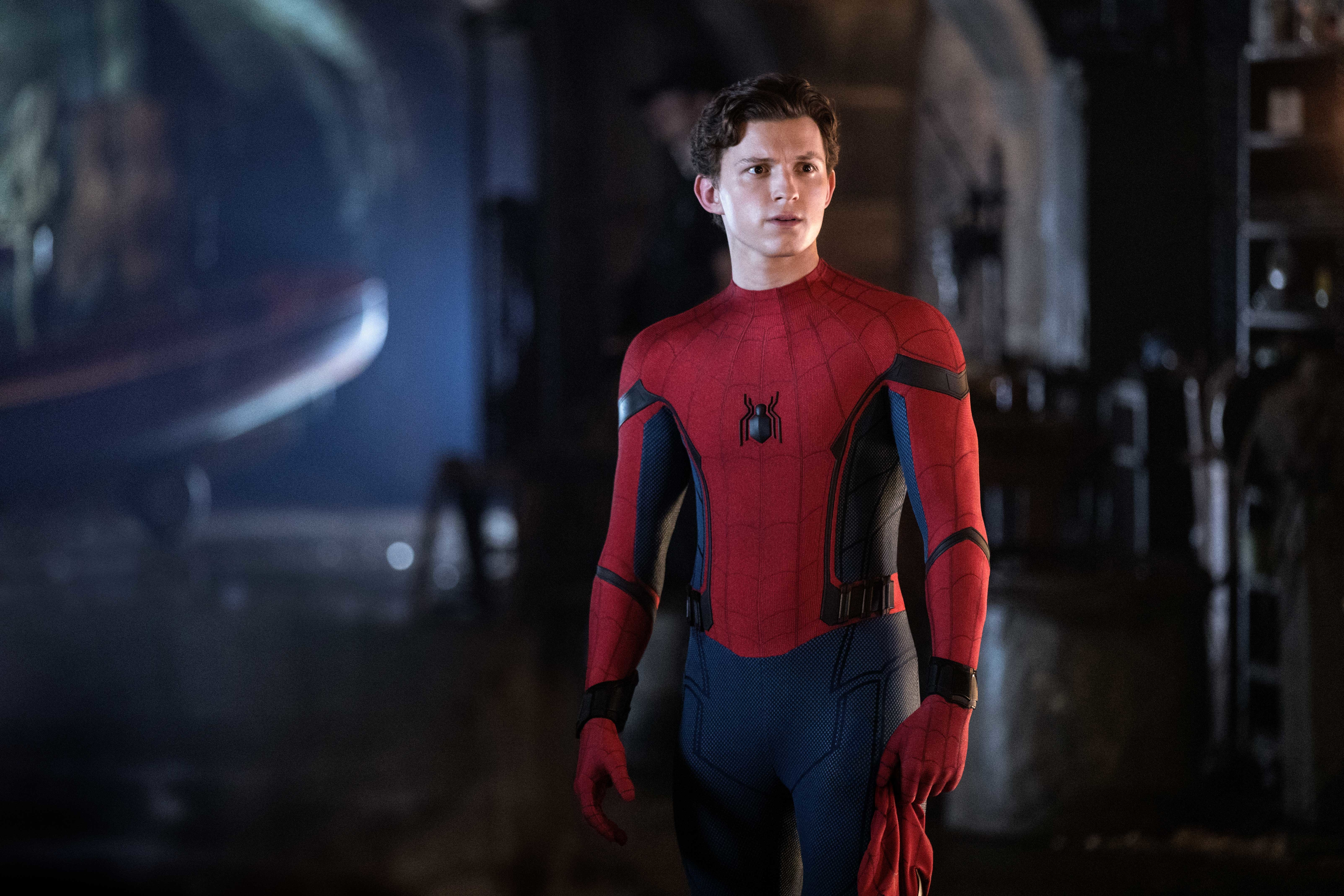 Spiderman Tom Holland Wallpaper Hd Tom holland wallpapers for your pc, android device, iphone or tablet pc. wallpaper iphone