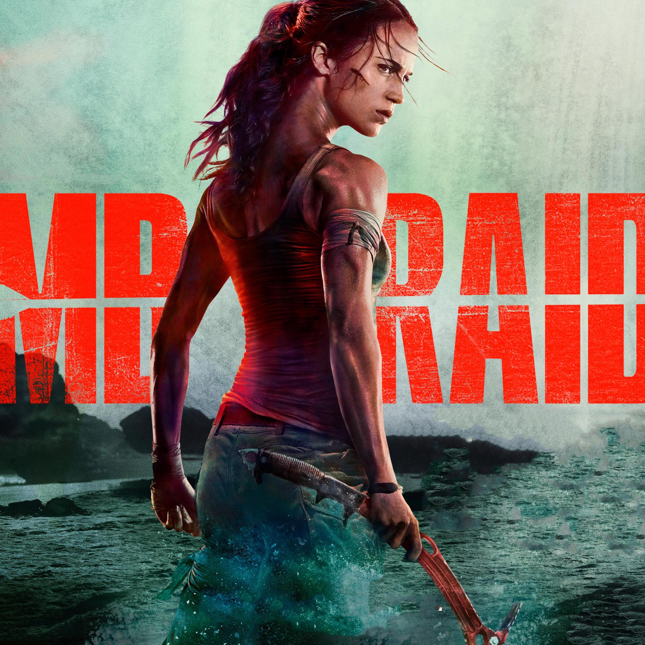 Tomb Raider Hd Wallpapers 1080p: Tomb Raider 2018, HD 4K Wallpaper