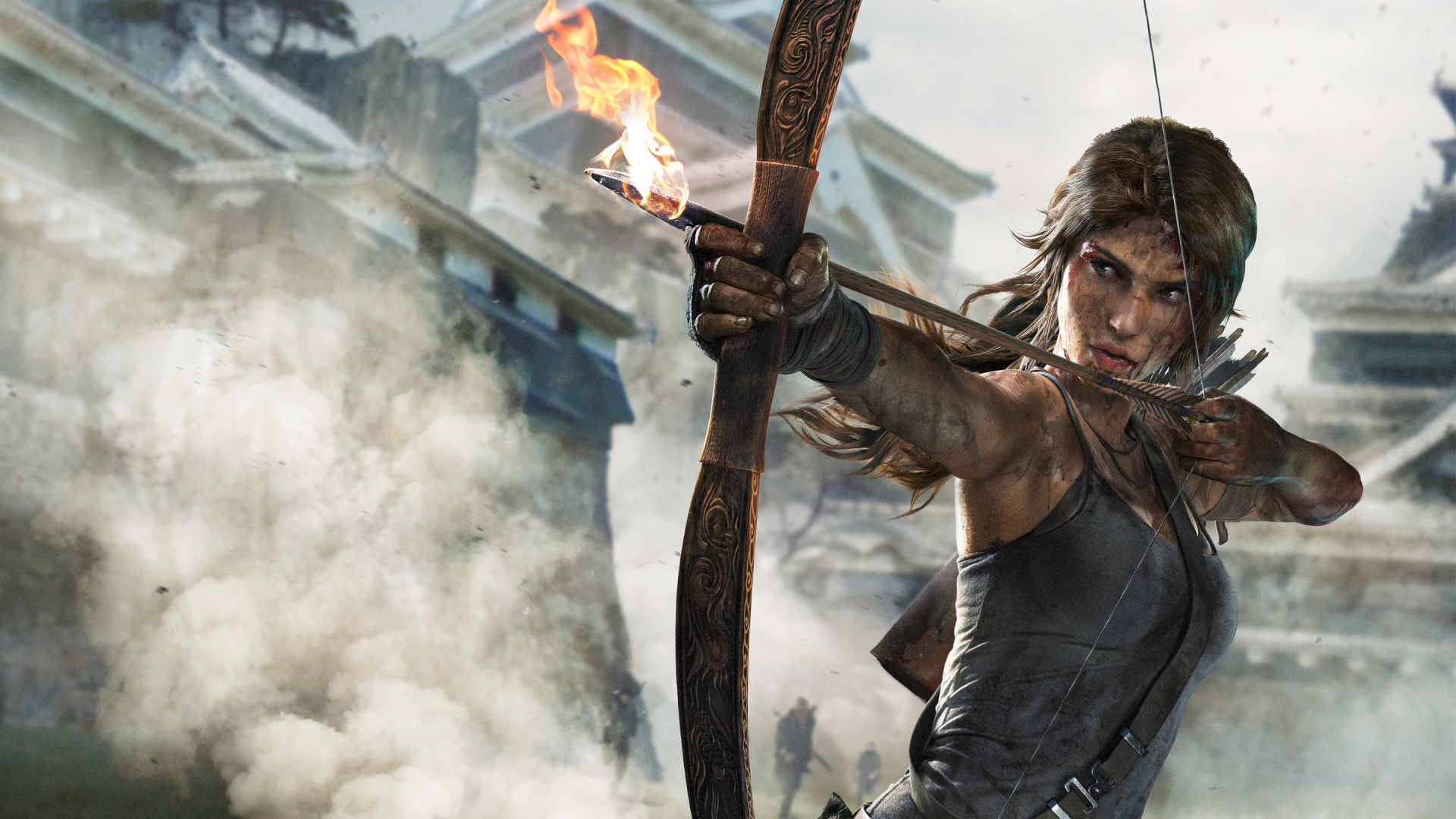 1920x1080 Tomb Raider Definitive Edition Crystal Dynamics Lara
