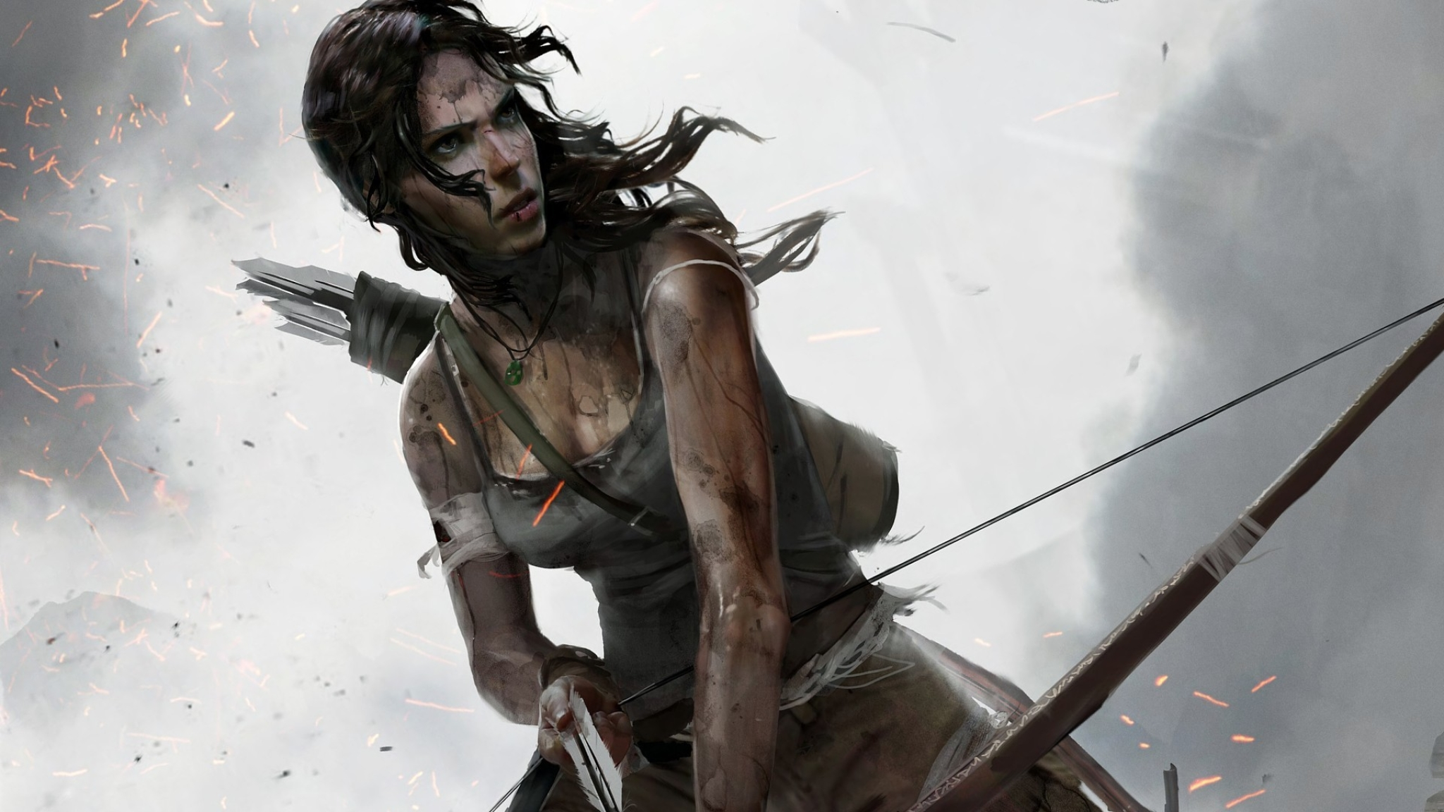 2048x1152 Tomb Raider Definitive Edition Lara Croft Tomb Raider