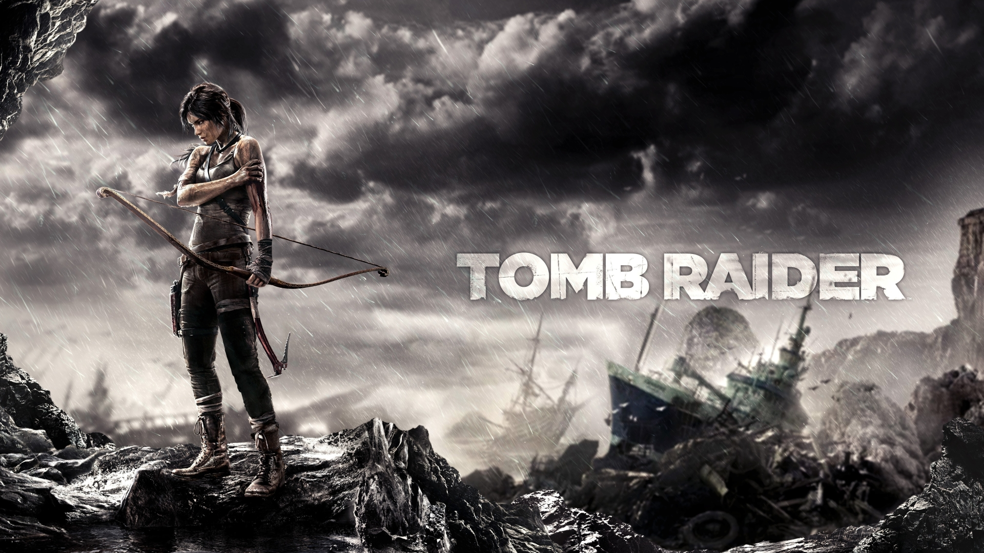 1920x1080 Tomb Raider Lara Croft Art 1080p Laptop Full Hd