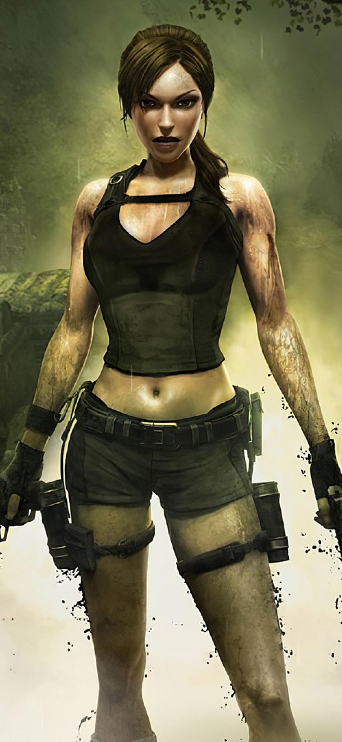 1125x2436 Tomb Raider Underworld Iphone XS,Iphone 10 ...