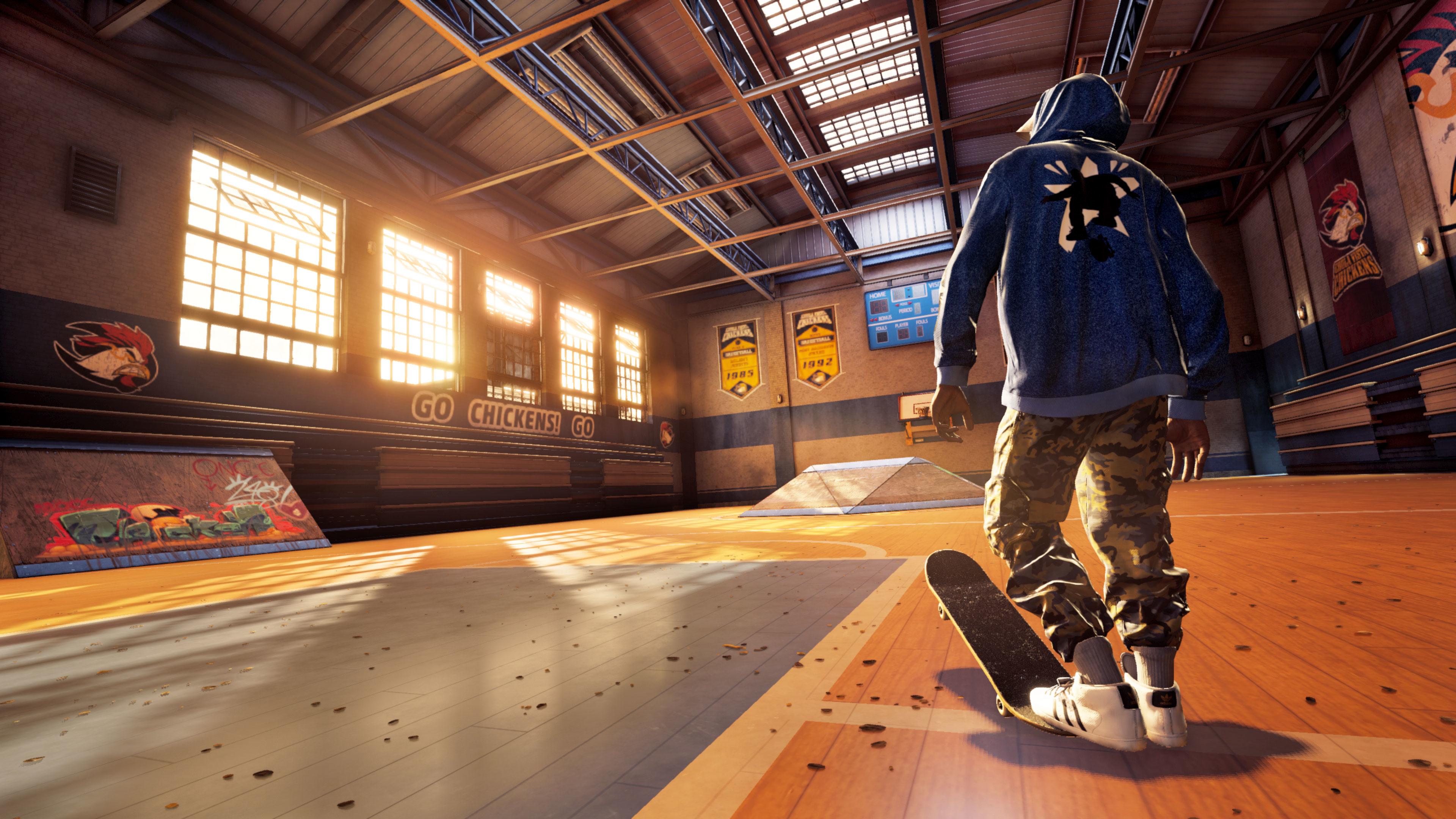 2560x1440 Tony Hawk's Pro Skater 1 Remaster 1440P ...