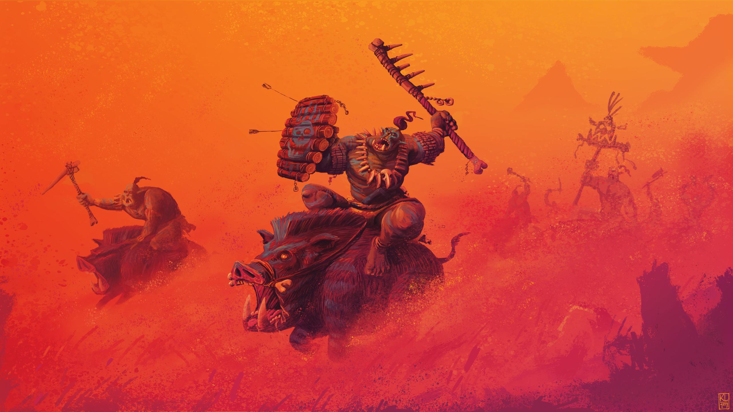 2560x1440 Total War Warhammer 2 1440p Resolution Wallpaper Hd