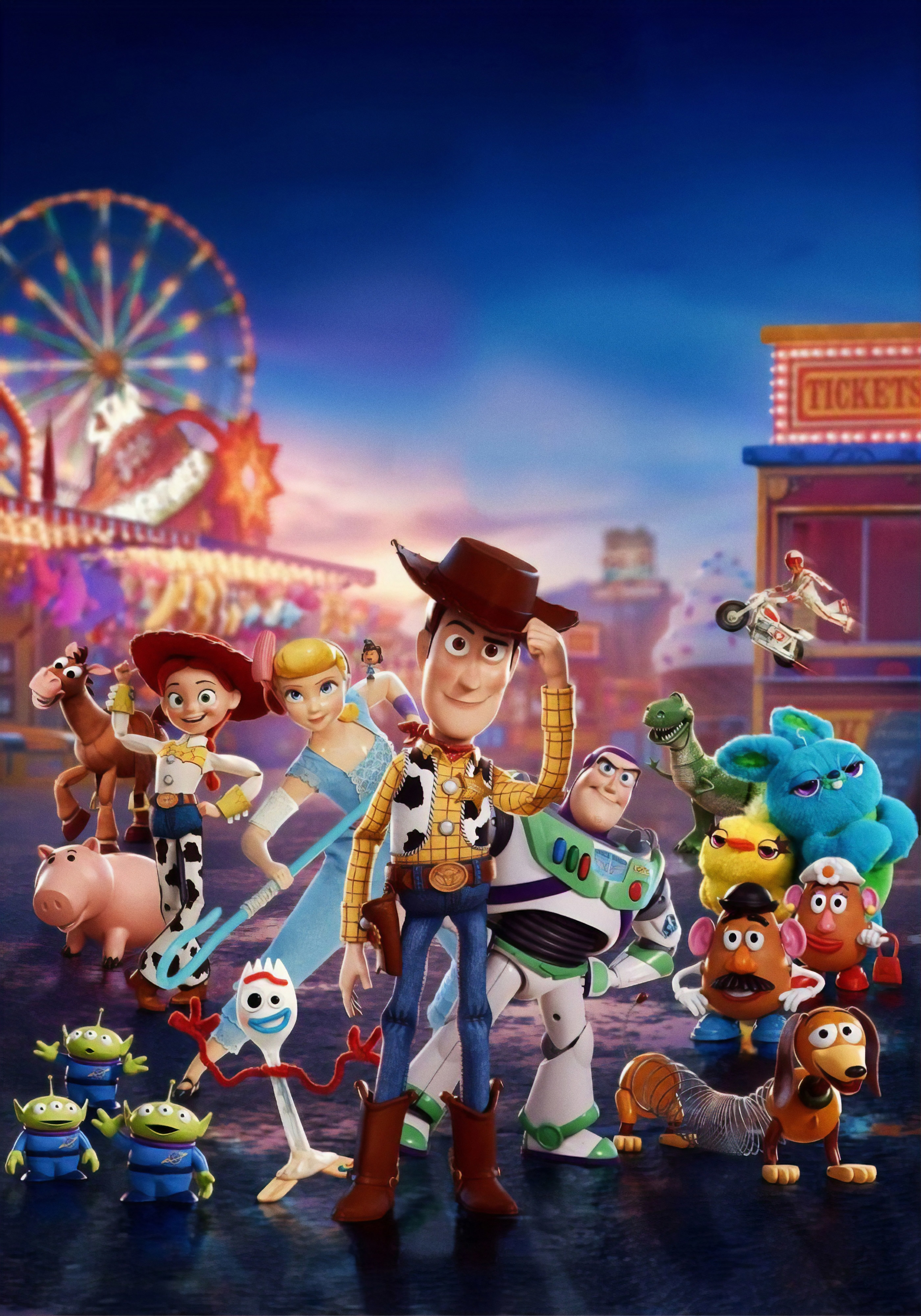 Toy Story 4 Wallpaper, HD Movies 4K Wallpapers, Images ...