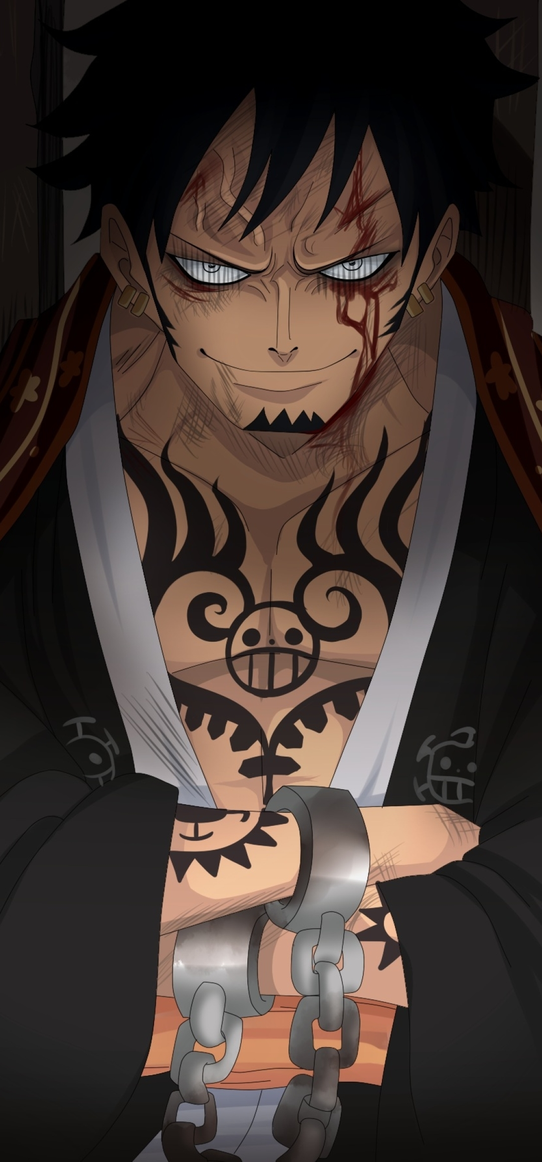 1080x2316 Trafalgar Law From One Piece 1080x2316 Resolution Wallpaper Hd Anime 4k Wallpapers Images Photos And Background
