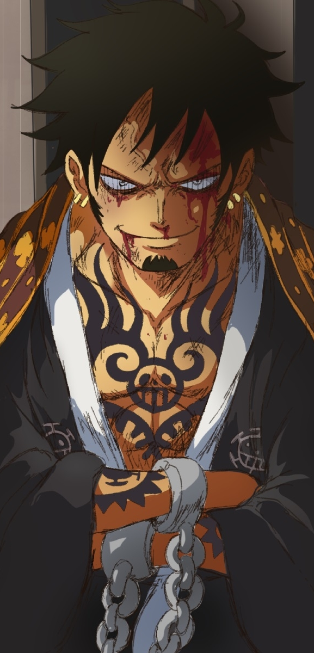 1080x2246 Trafalgar Law In One Piece 1080x2246 Resolution ...