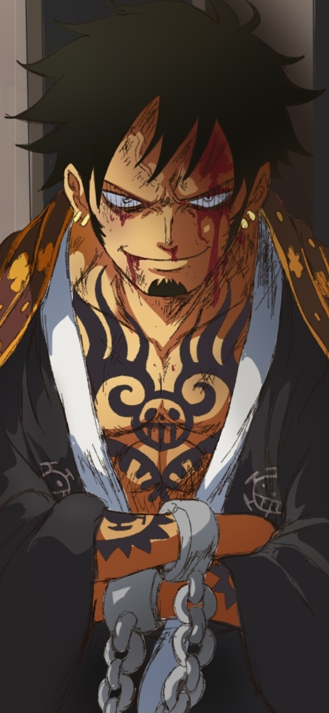1080x2340 Trafalgar Law In One Piece 1080x2340 Resolution Wallpaper Hd Anime 4k Wallpapers Images Photos And Background Wallpapers Den