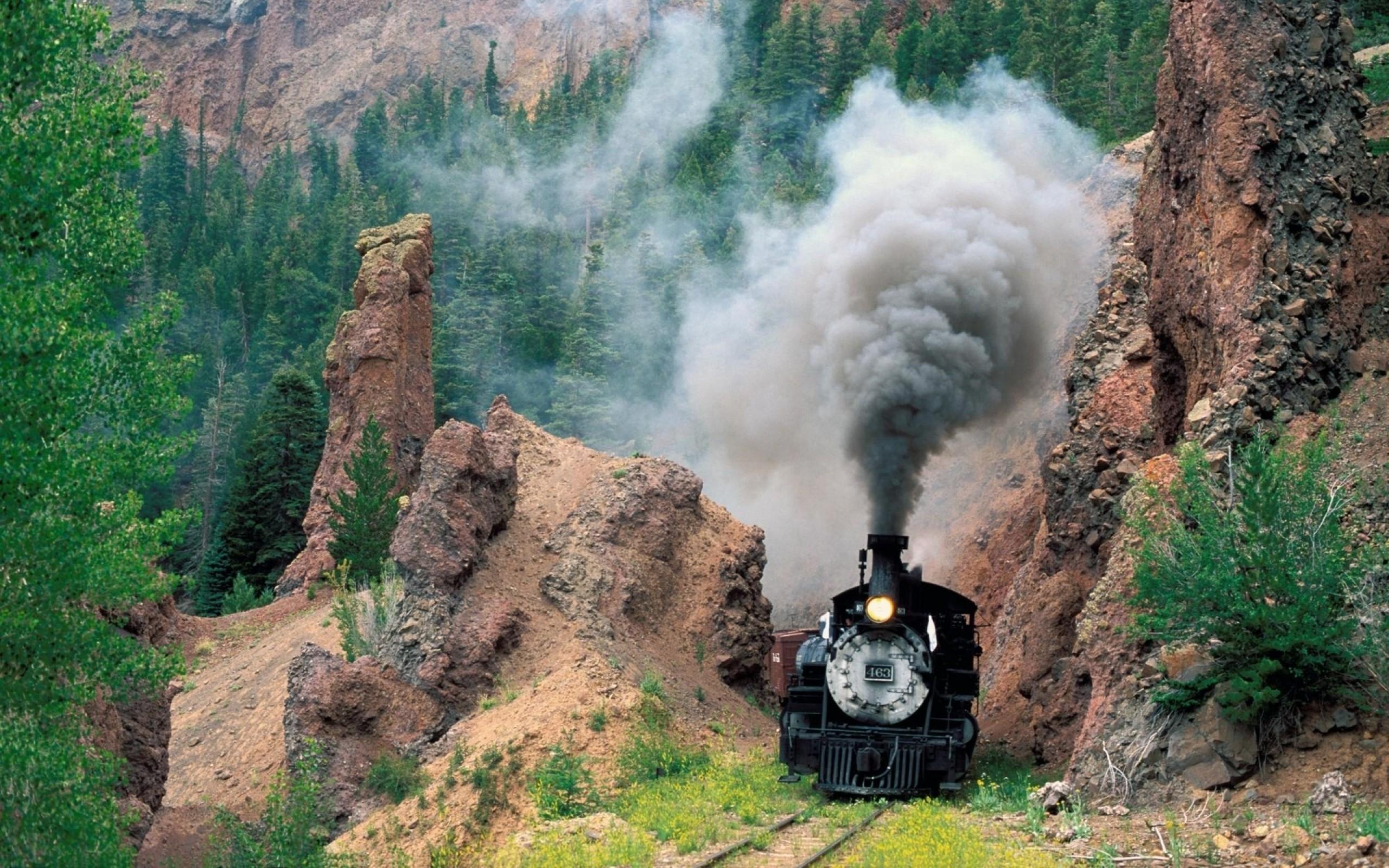 дымящие горы загрузить