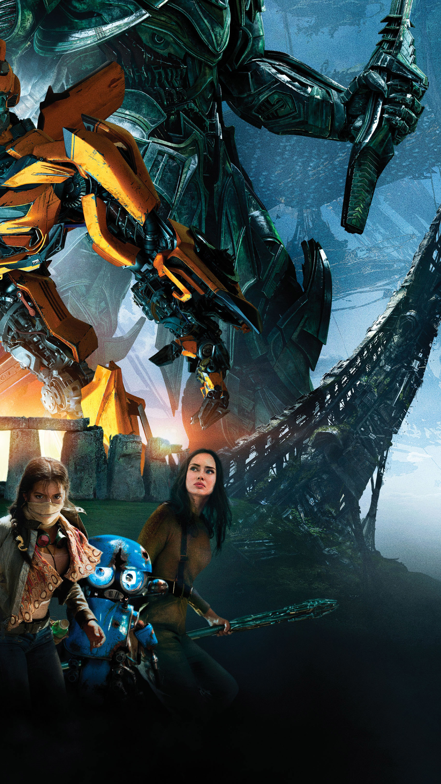 Transformers 5 Movie Poster, HD 4K Wallpaper