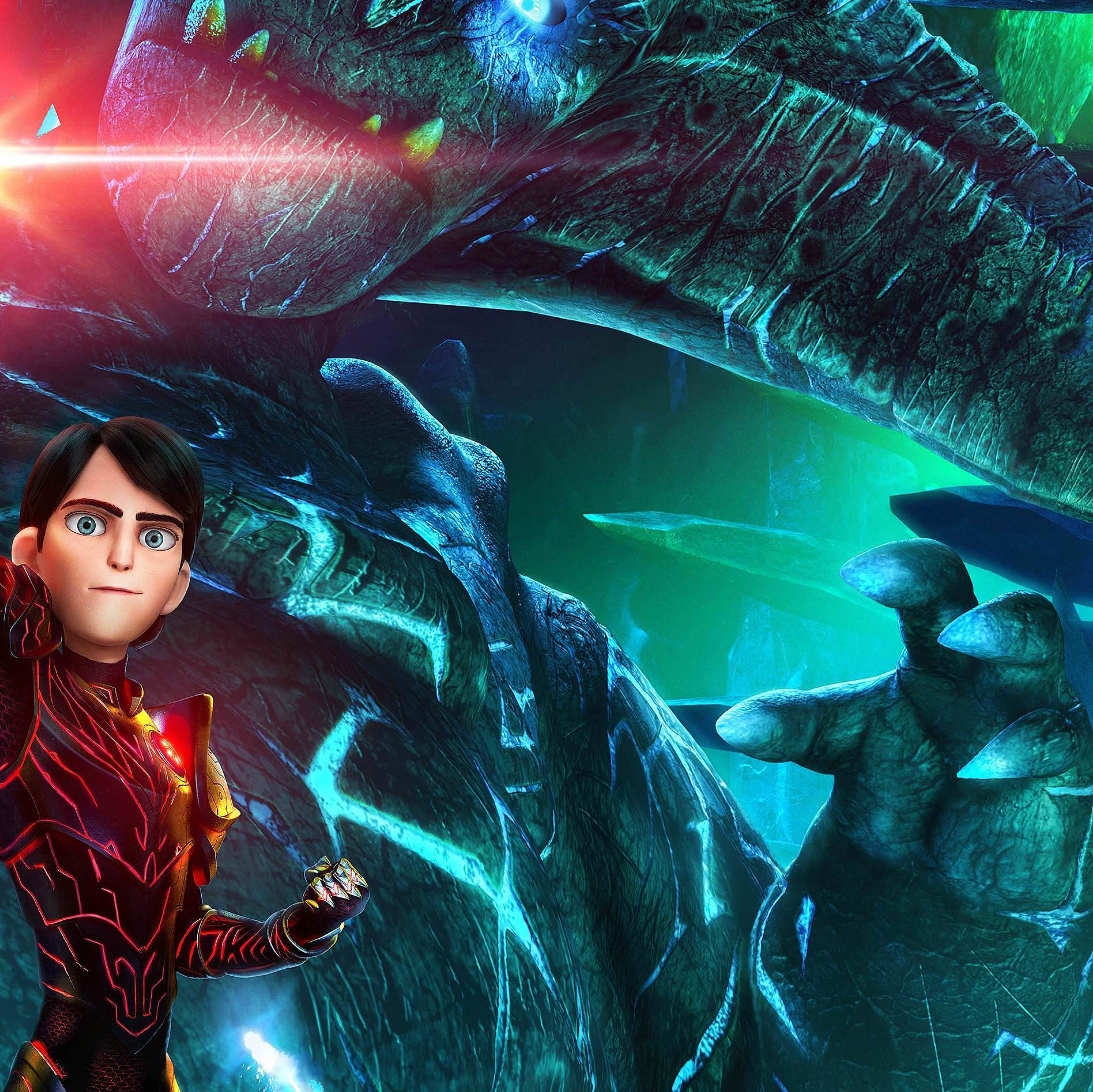 Trollhunters Season 2, HD 4K Wallpaper