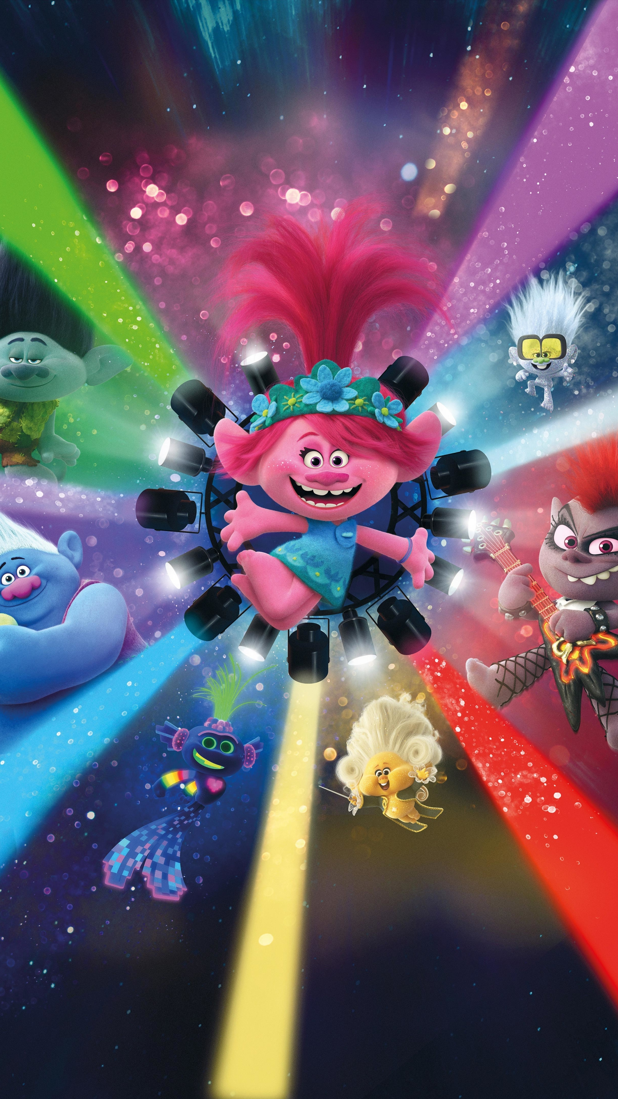 2160x3840 Trolls World Tour 8k Characters Sony Xperia X Xz Z5 Premium Wallpaper Hd Movies 4k Wallpapers Images Photos And Background