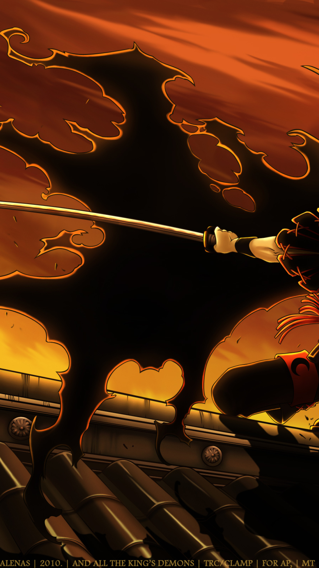 Tsubasa Kurogane Wallpaper