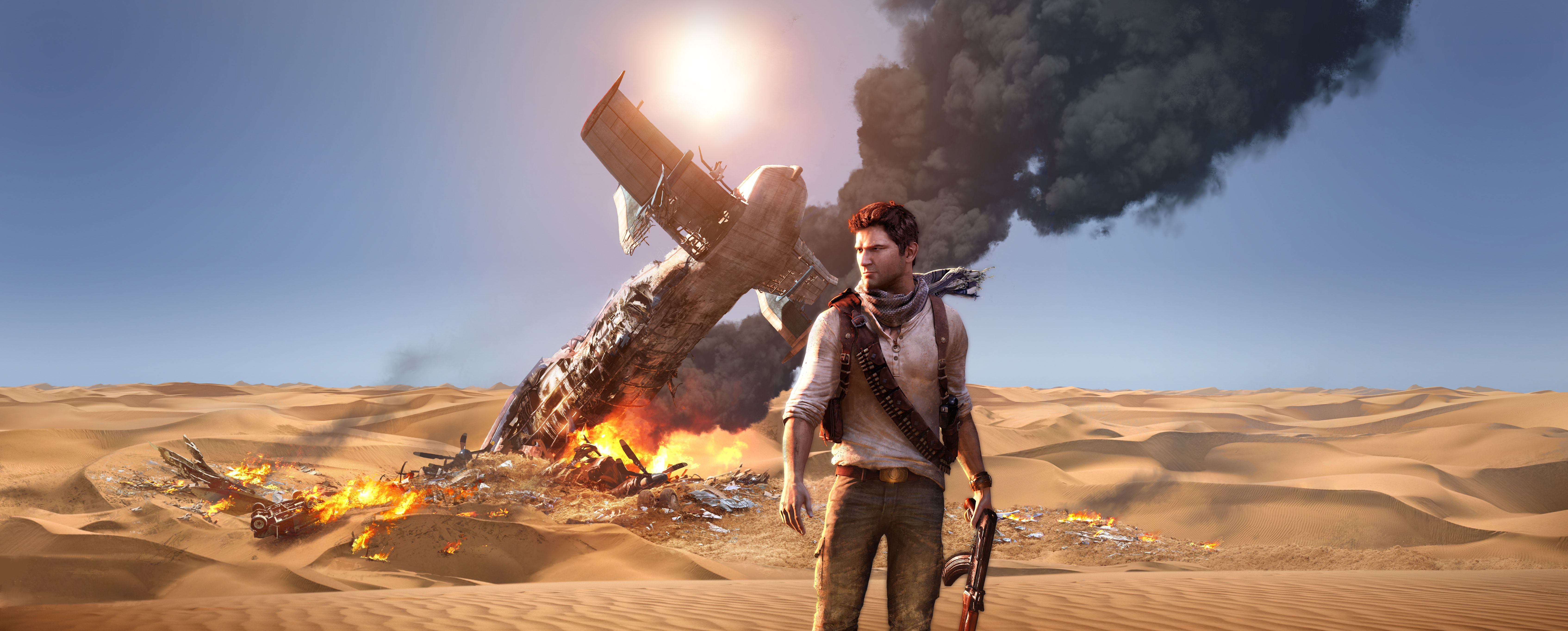 Uncharted 3 Game Wallpaper Hd Games 4k Wallpapers Images Photos
