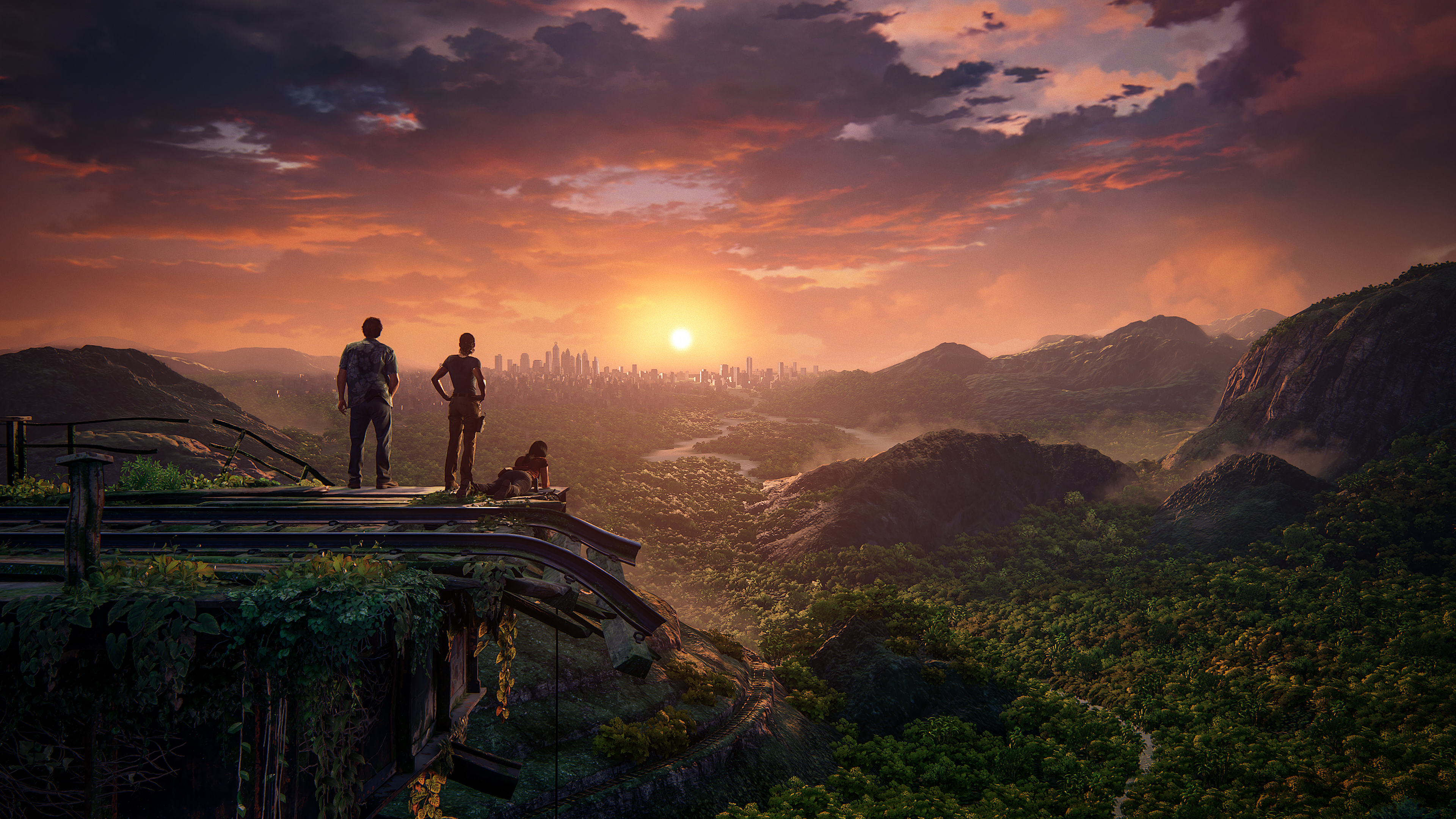 1920x1080 Uncharted 4K 1080P Laptop Full HD Wallpaper, HD ...