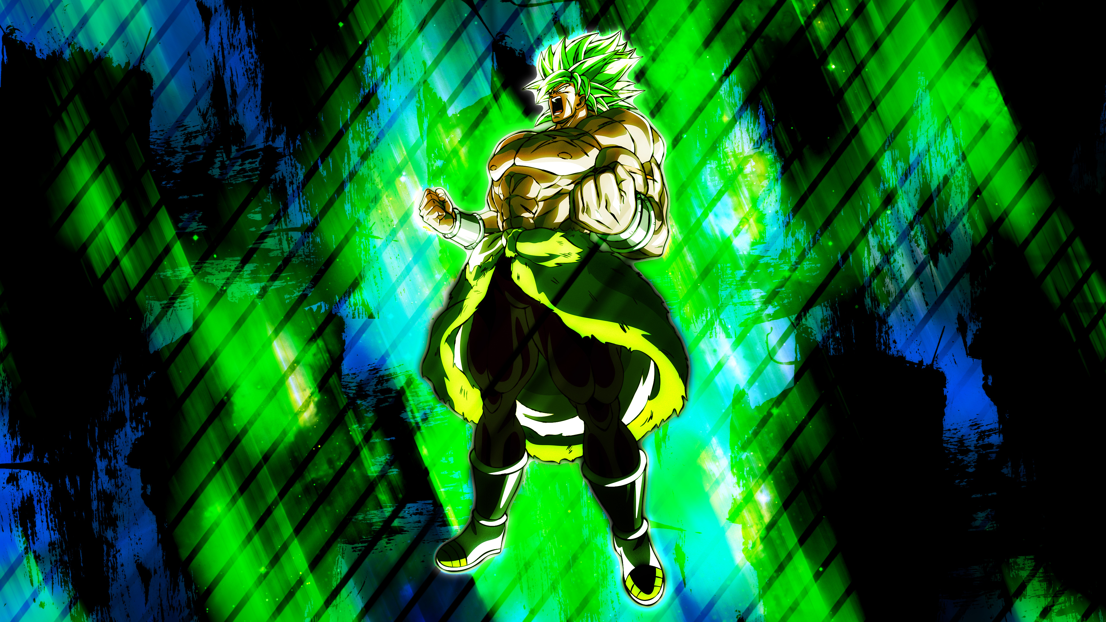 1280x2120 Unstoppable Broly 4k Iphone 6 Plus Wallpaper Hd