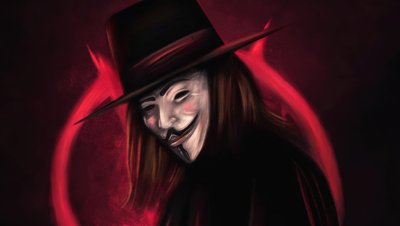 1360x768 V For Vendetta Desktop Laptop Hd Wallpaper Hd Movies 4k
