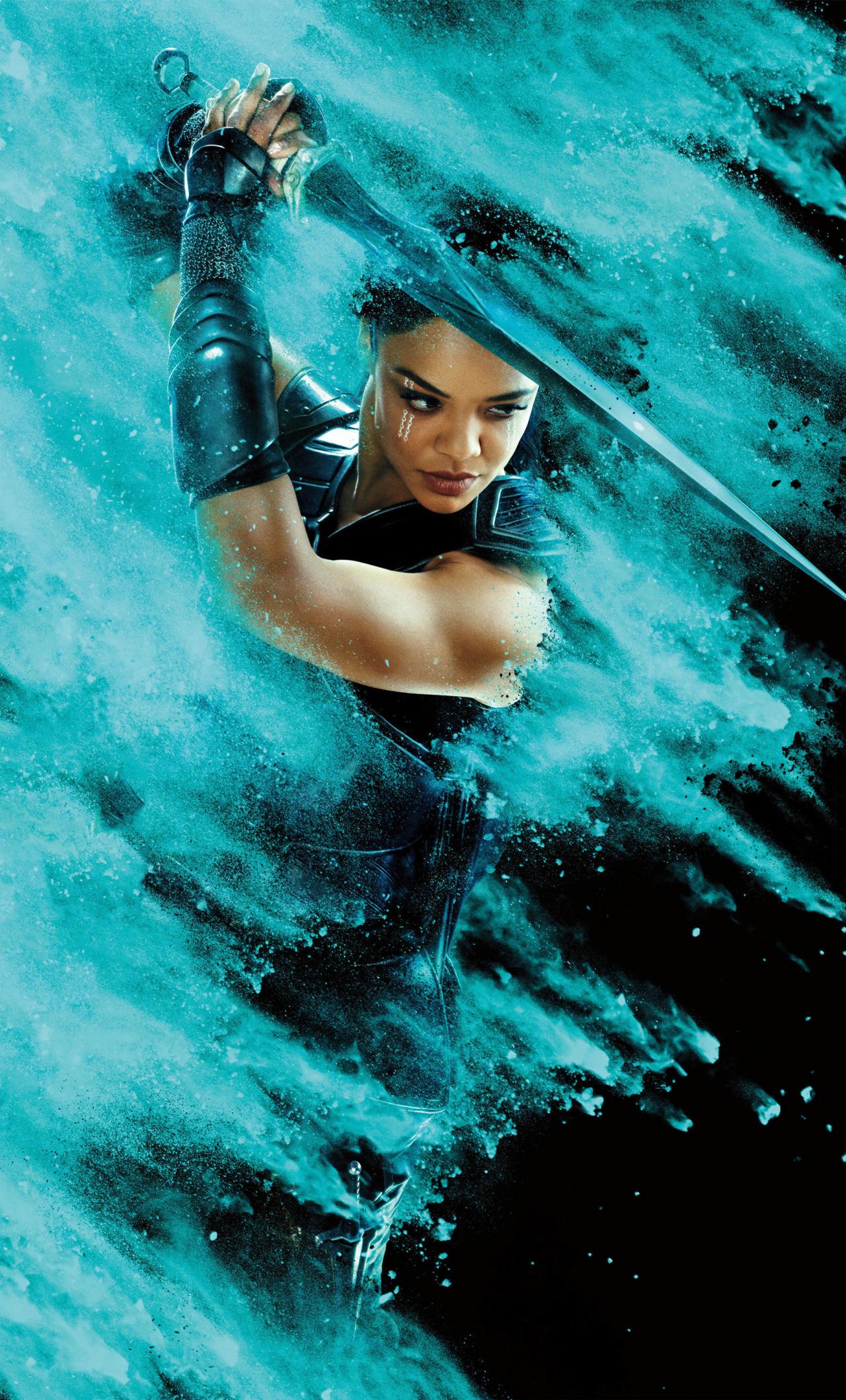 Valkyrie In Thor Ragnarok HD 4K Wallpaper