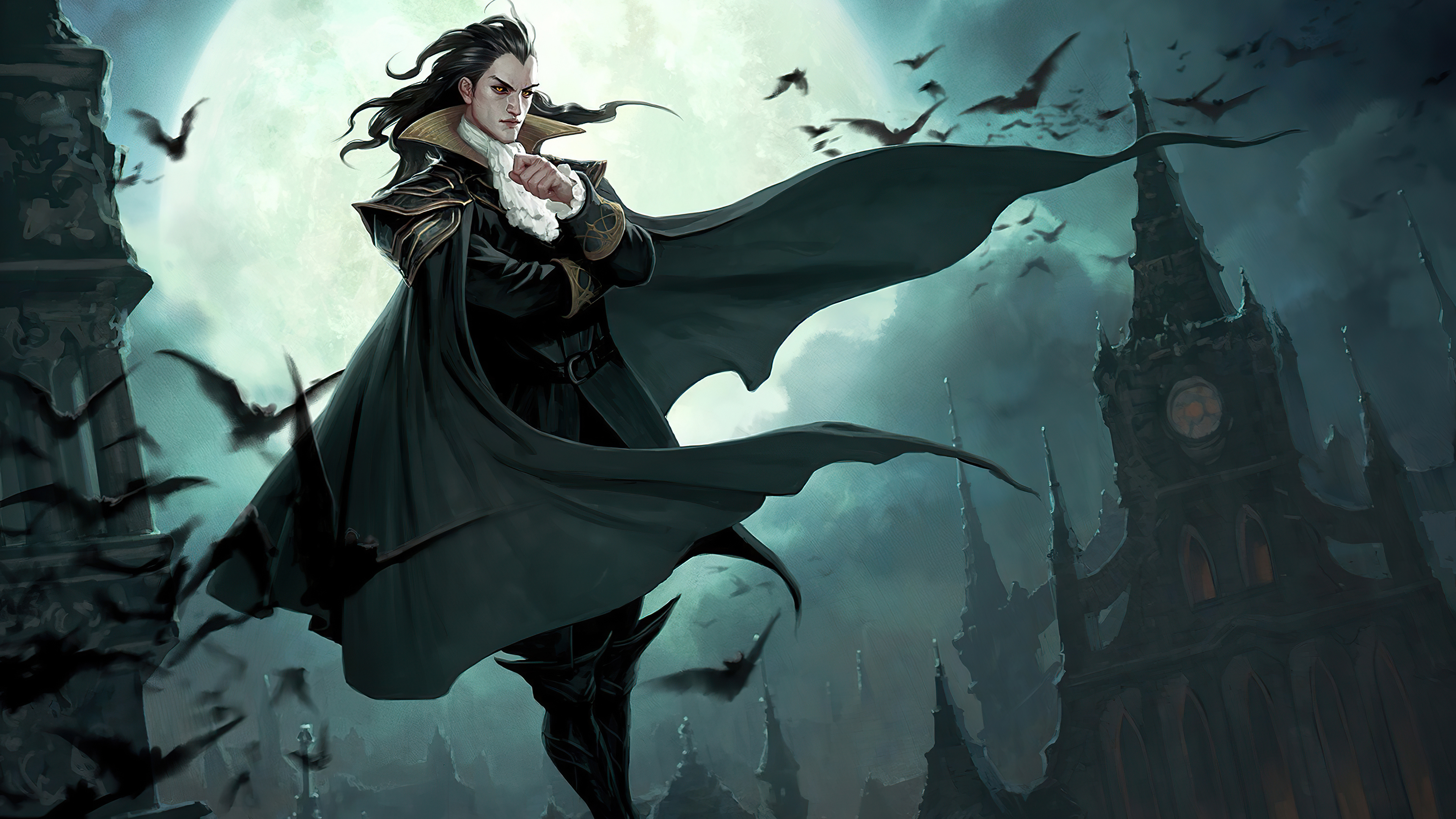 Vampire Magic The Gathering Wallpaper ...