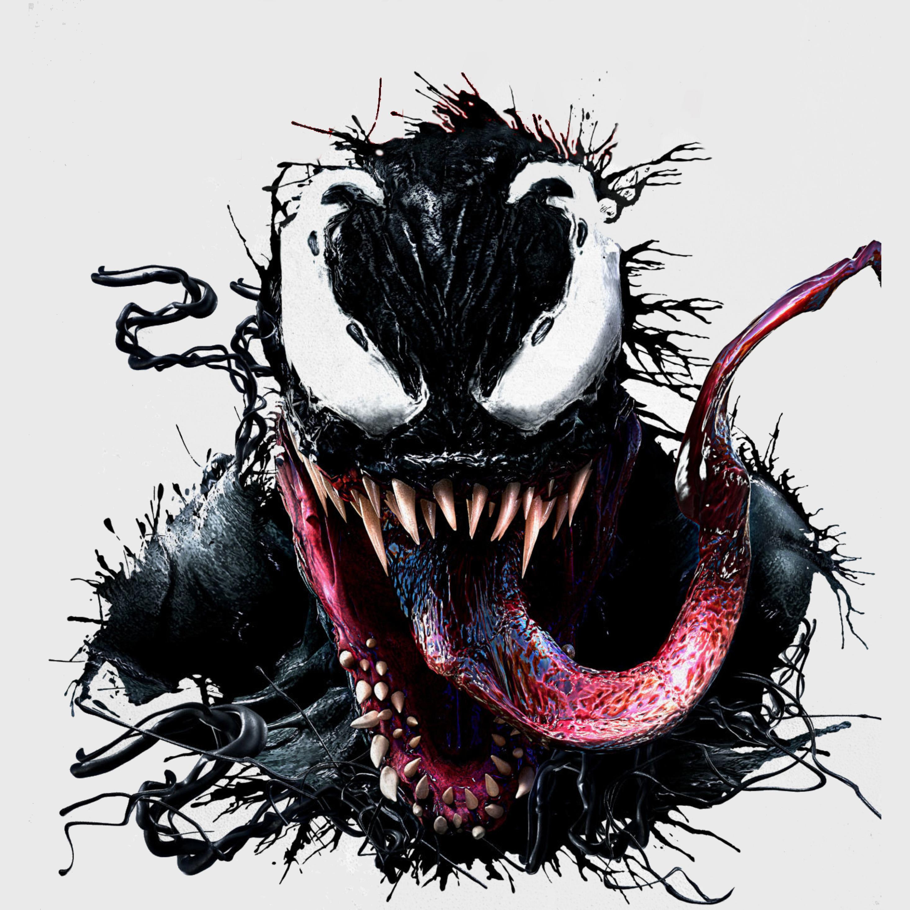 2932x2932 Venom 2018 Movie IMAX Poster Ipad Pro Retina ...
