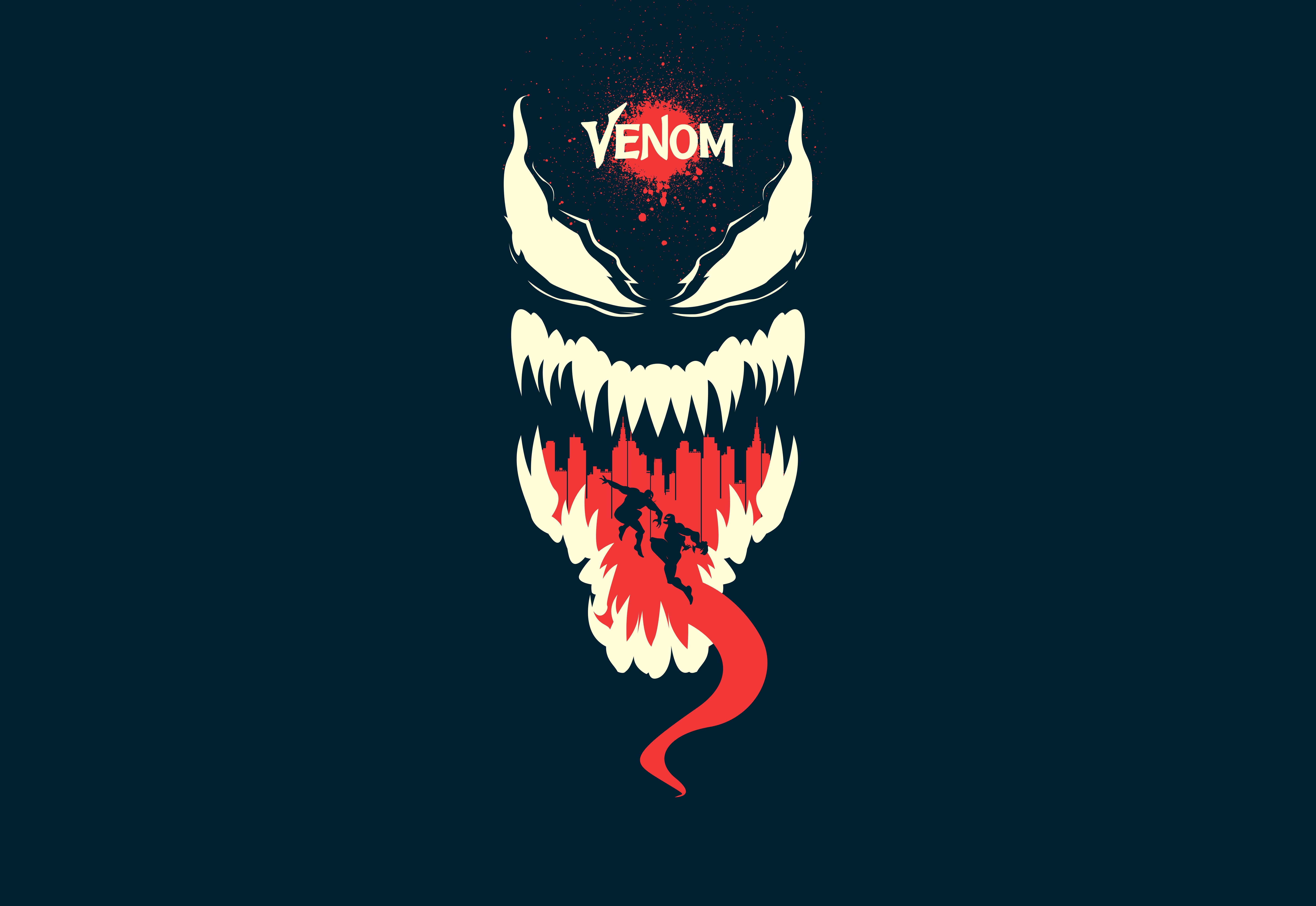 Venom 8K 2020 Wallpaper, HD Minimalist 4K Wallpapers ...