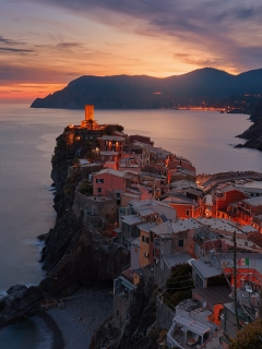 Download vernazza italy sea and mountains nature landscape 240x320 old mobile cell phone smartphone 240x320 voltagebd Choice Image