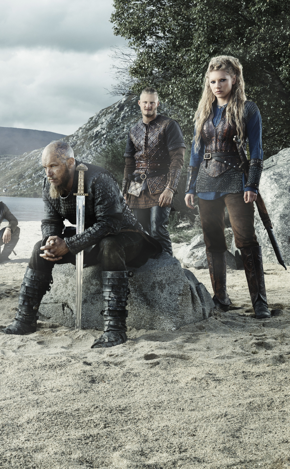 Video And Tv Cast For Samsung >> Vikings Cast, HD 8K Wallpaper