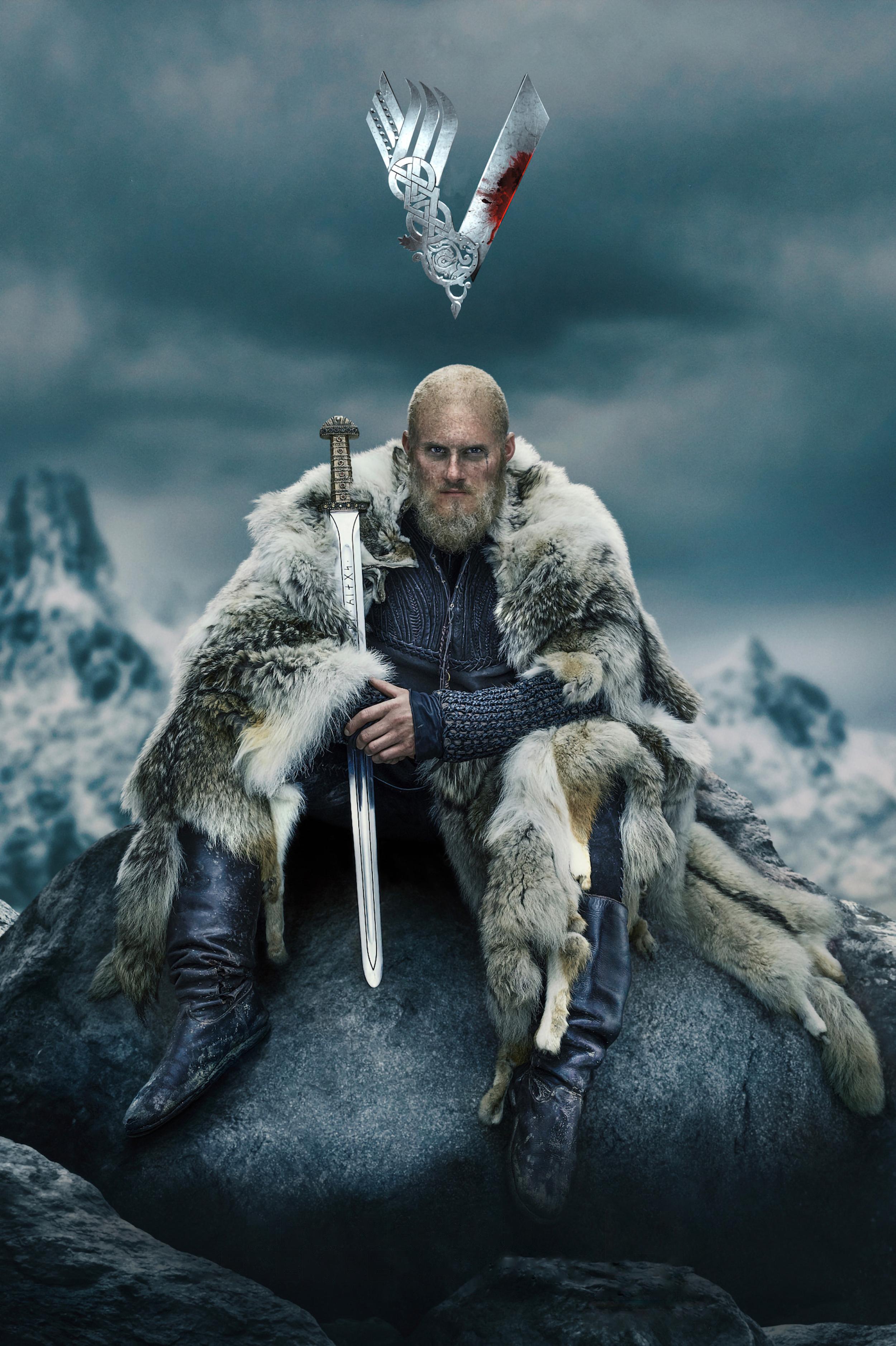 Vikings Season 6 Wallpaper, HD TV Series 4K Wallpapers ...