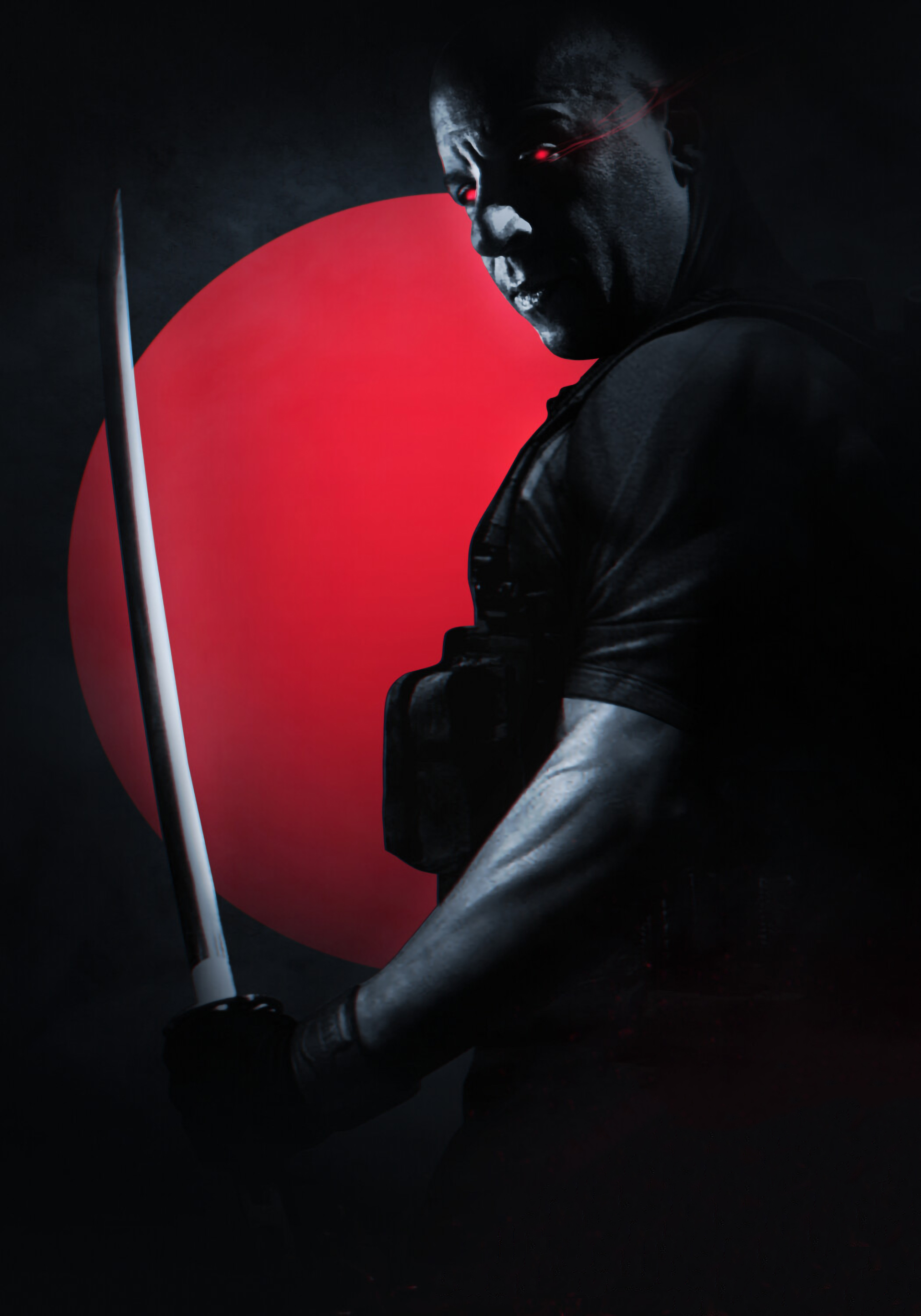 Vin Diesel Bloodshot Movie 2020 Wallpaper, HD Movies 4K ...
