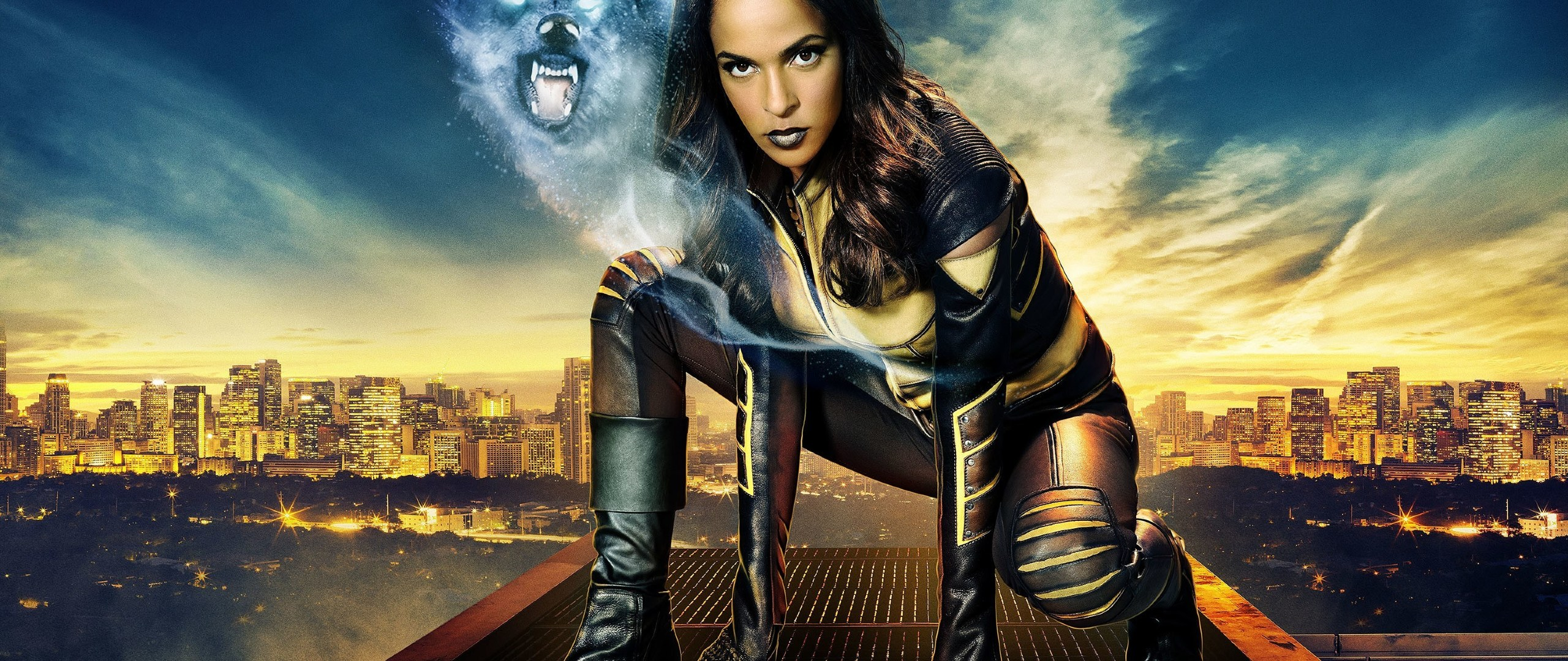 Dc S Legends Of Tomorrow Wallpaper And Background Image: Download Vixen From Dc's Legends Of Tomorrow 1280x720